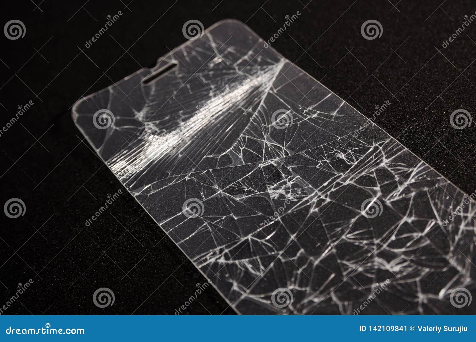 buy online 6f570 b2d0c Broken screen of a phone stock image. Image of background - 142109841