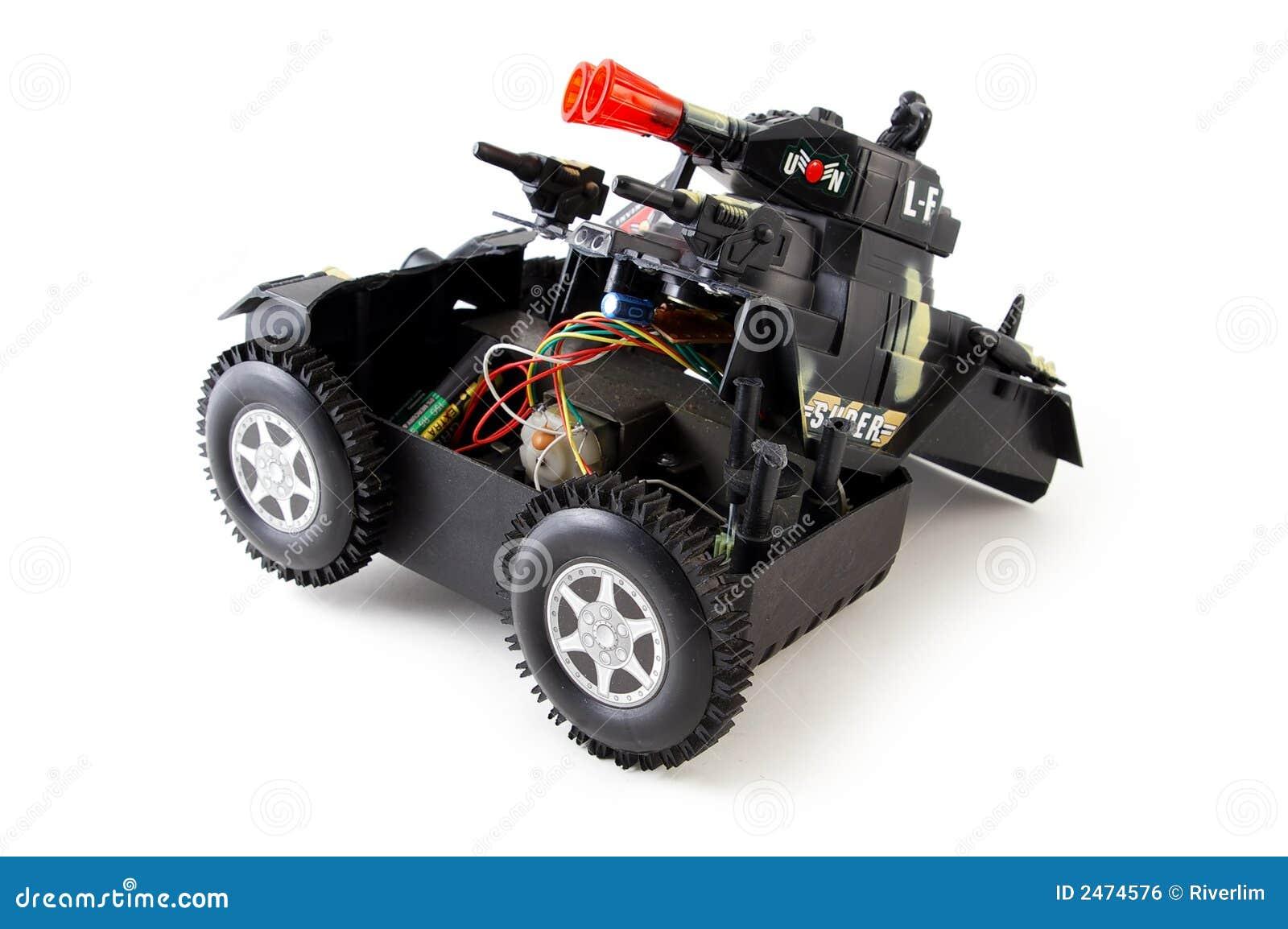 Brocken Used Toys : Broken toy stock photo image of toys transportation