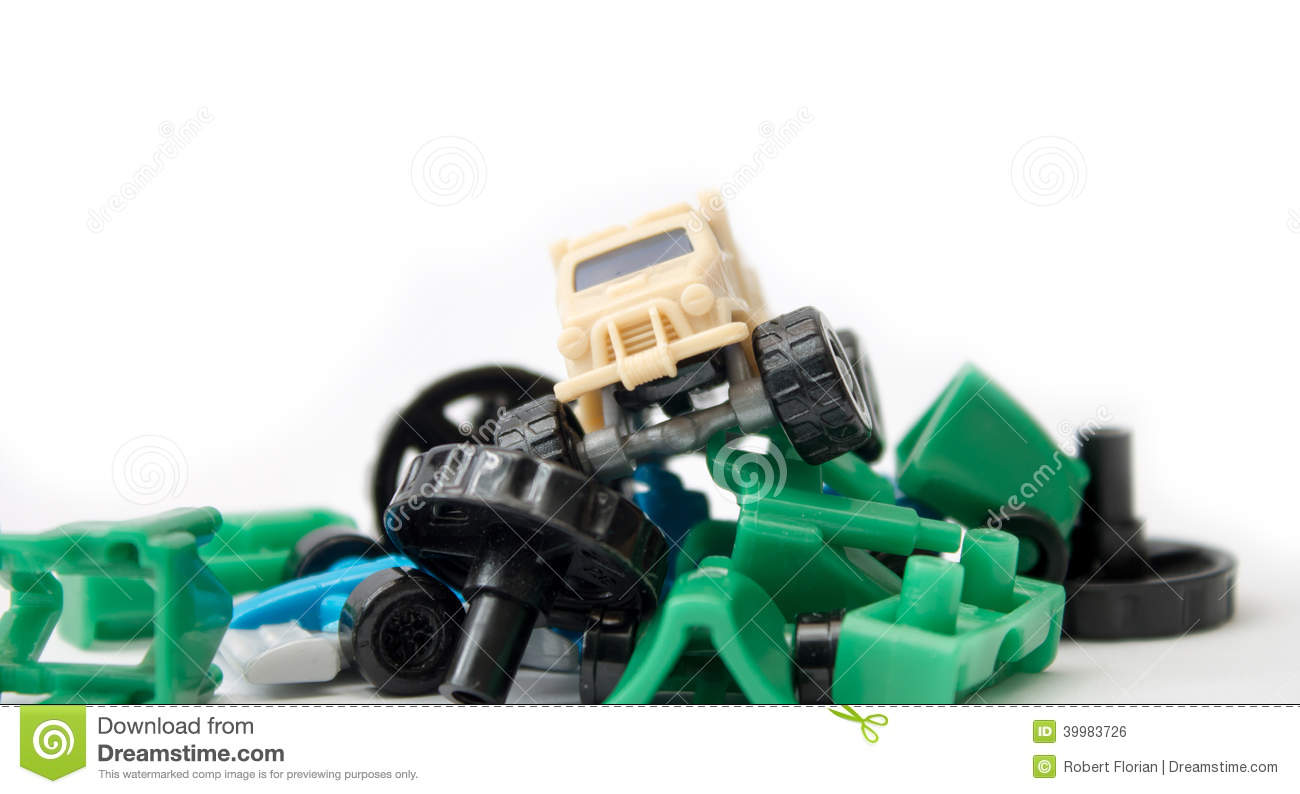 Brocken Used Toys : Broken toys stock photo image of child childrens