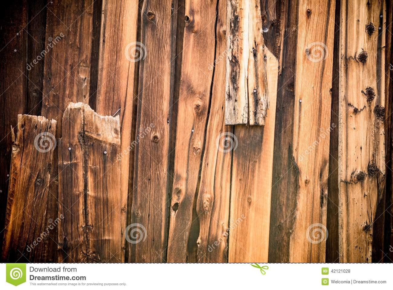 Broken Wood Planks Backdrop Stock Photo Image Of Planks