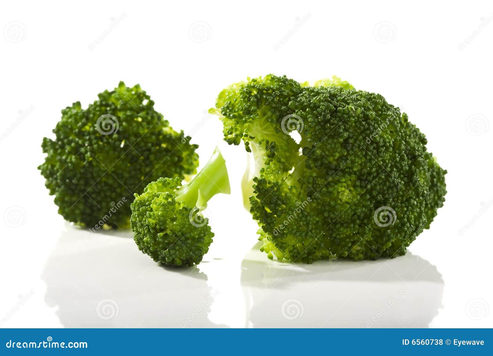 Brokułów florets