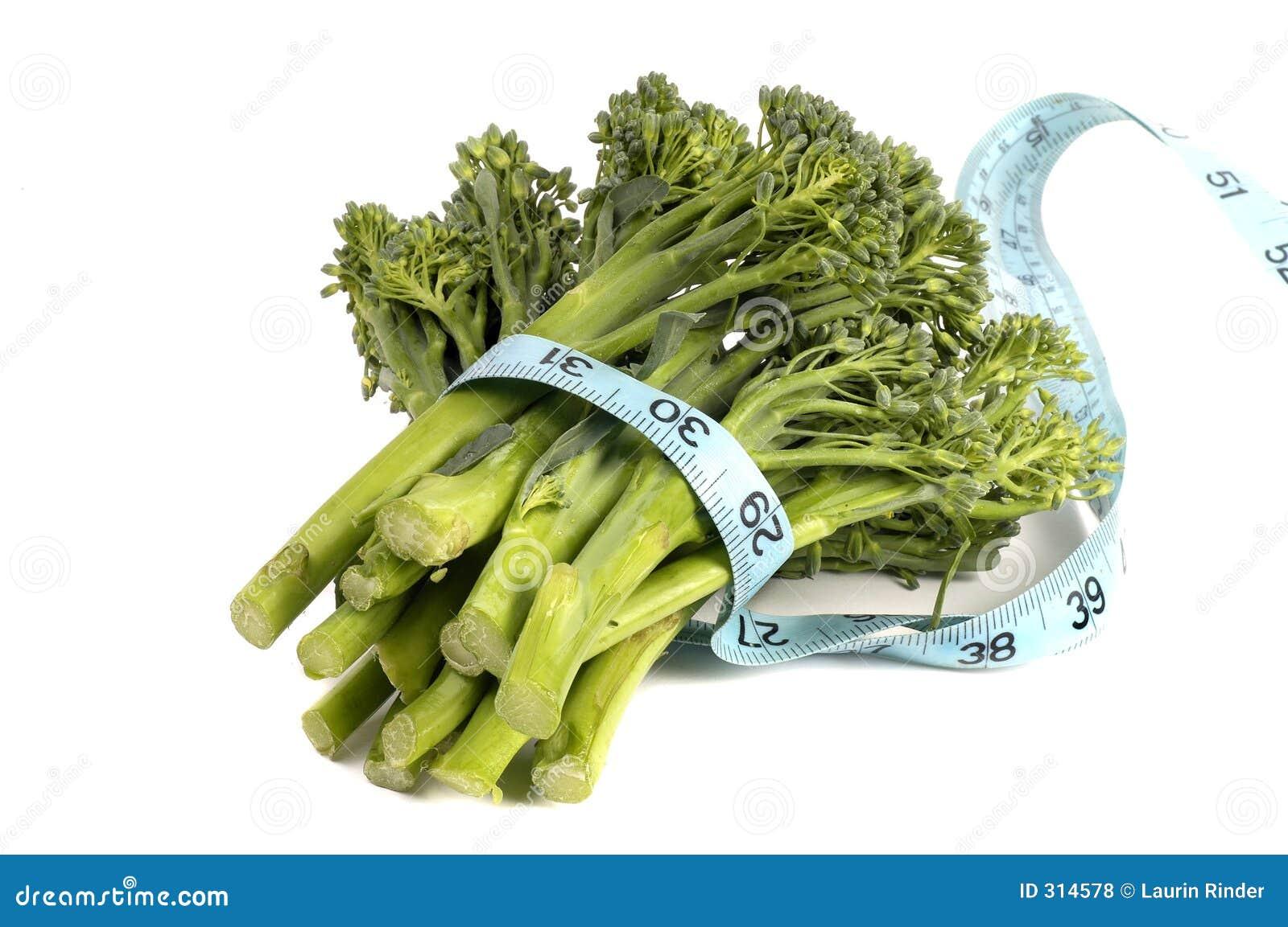 Brokuły organiczne