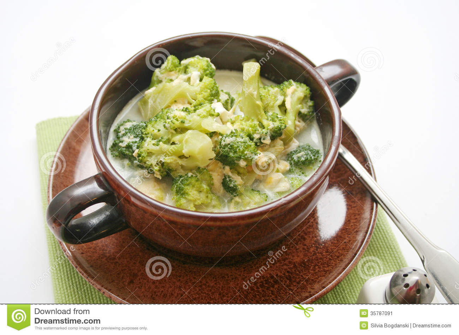 Brokuły zupni