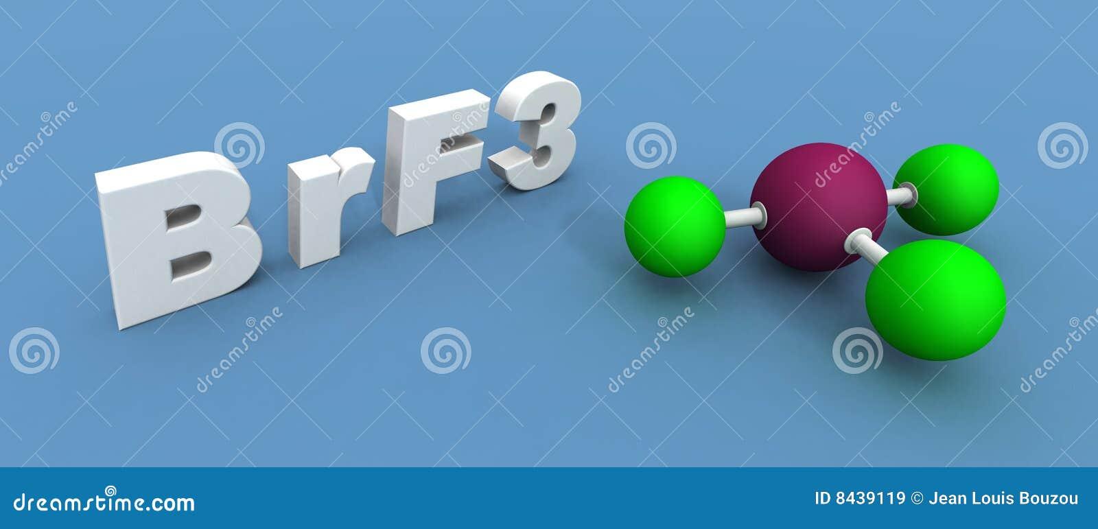 Bromine fluoride