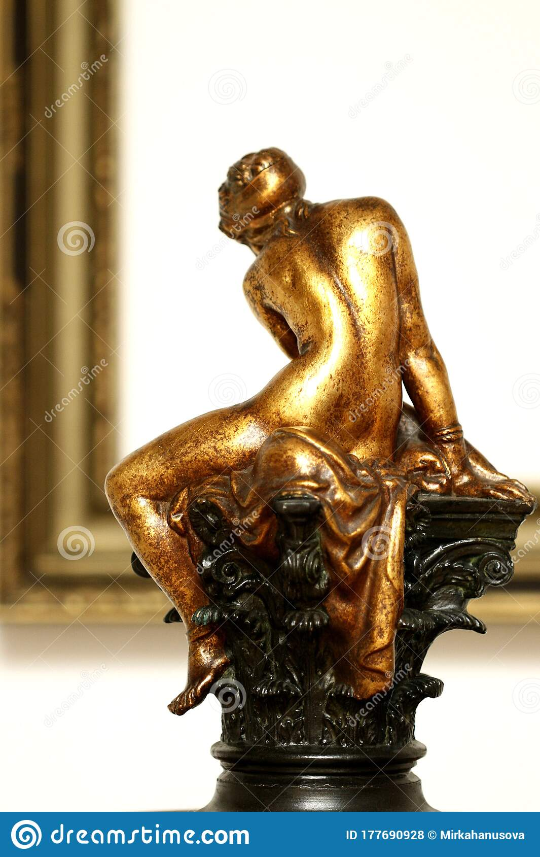 Godess nude Nude Woman