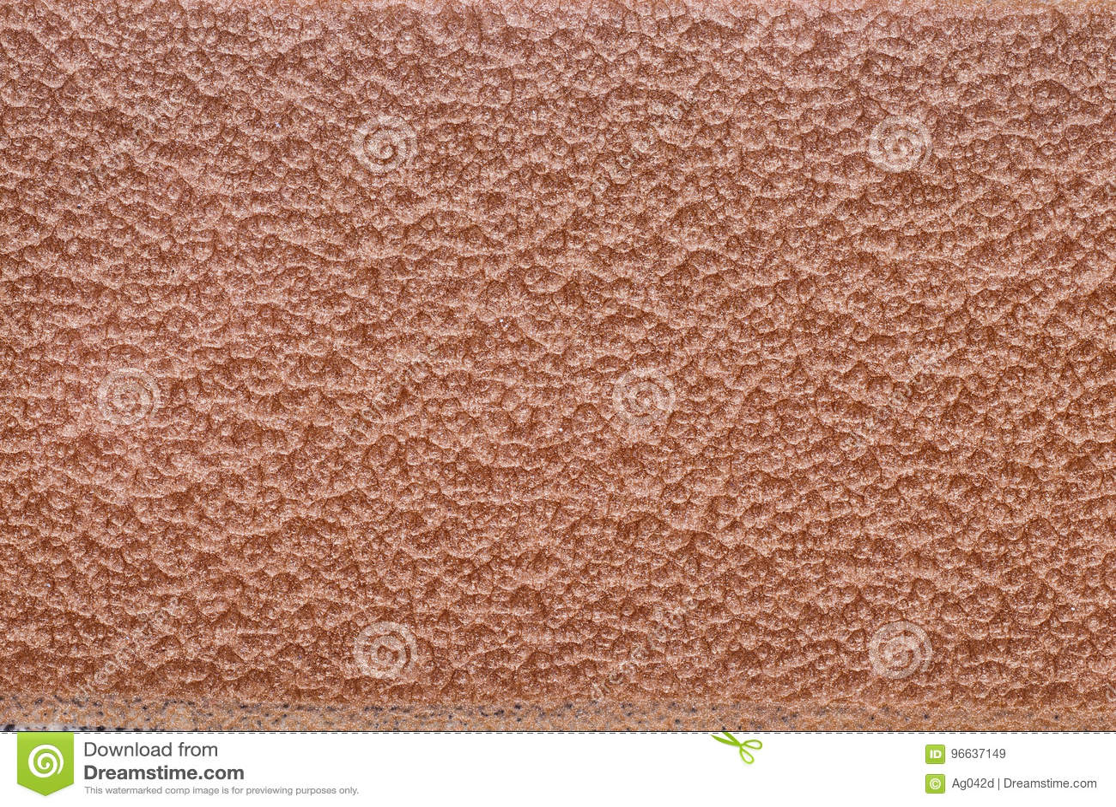 Bronze ou fond martelé par cuivre en métal, texture métallique abstraite, feuille de surface métallique peinte avec la peinture d