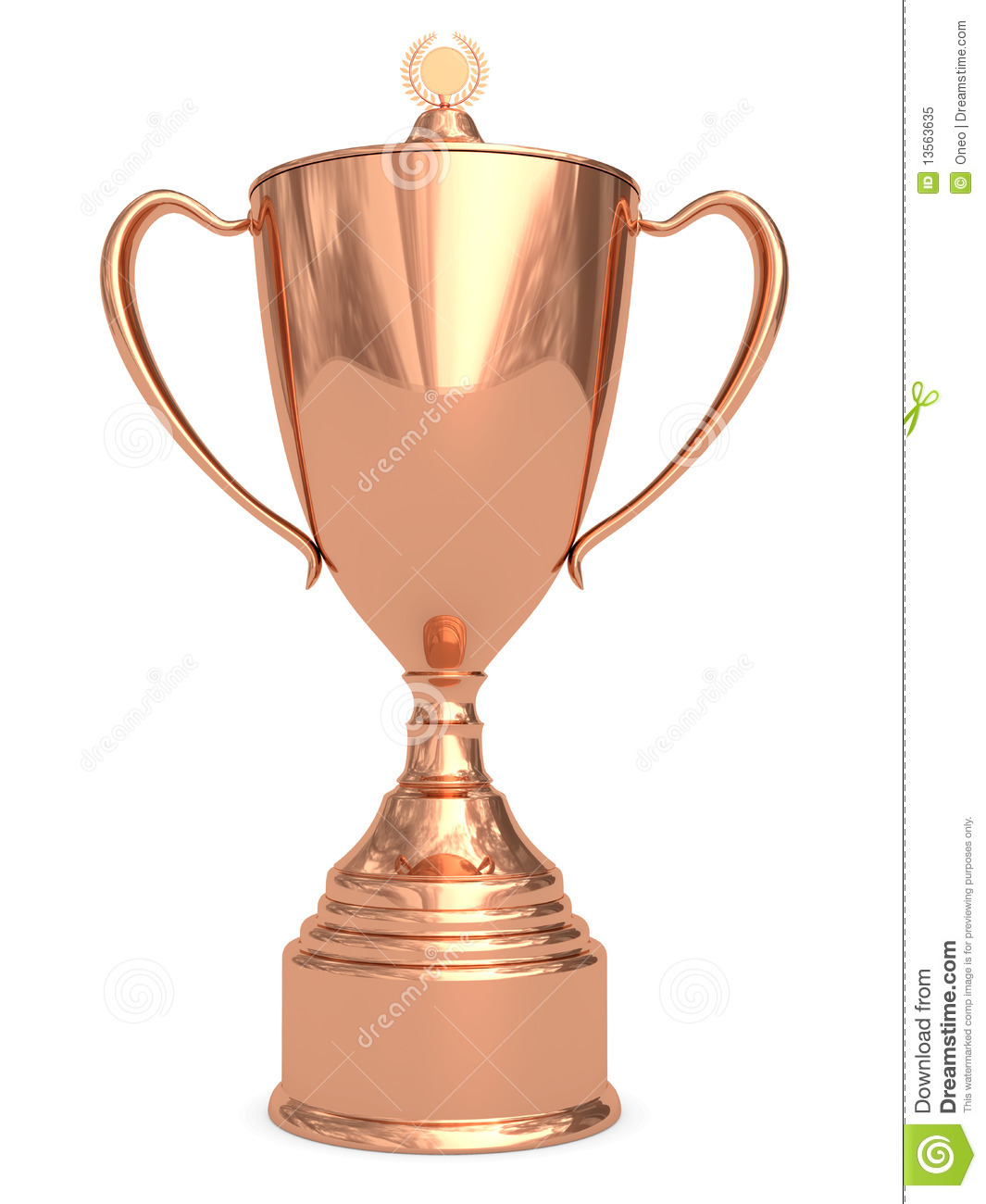 Bronze Trophy Cup On White Royalty Free Stock Photo - Image: 13563635: dreamstime.com/royalty-free-stock-photo-bronze-trophy-cup-white...