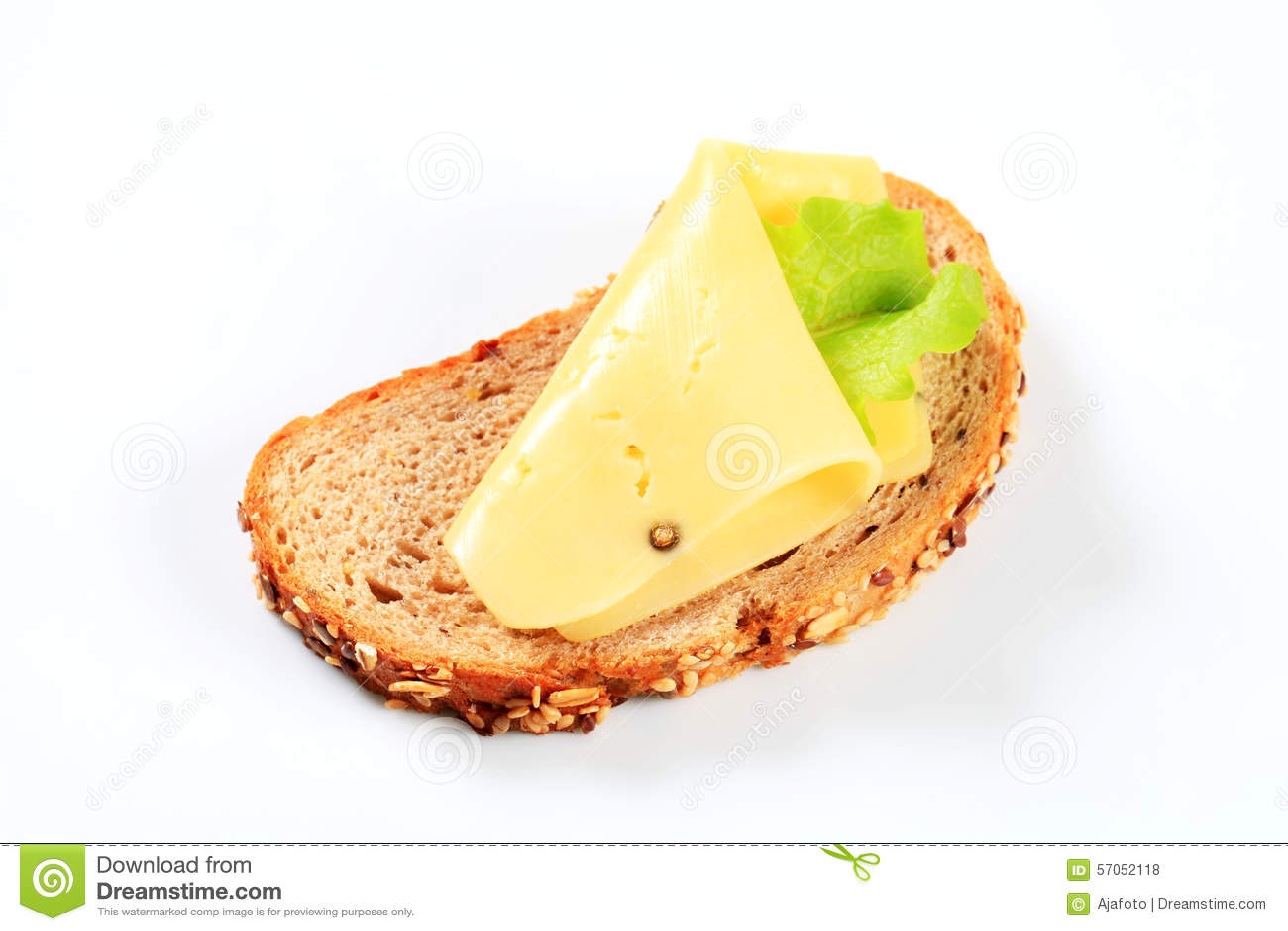 Brood met kaas