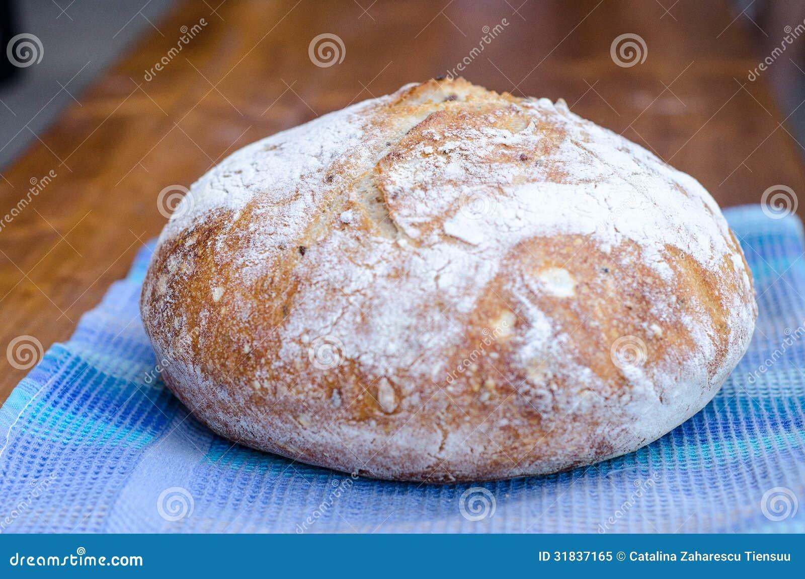 Brood van het Brood van de Zuurdesemtarwe