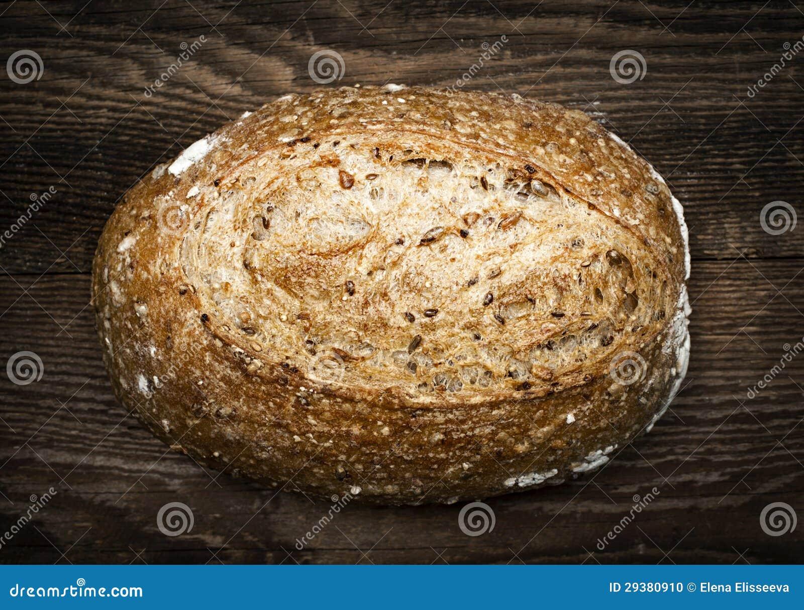 Brood van multigrain artisanaal brood