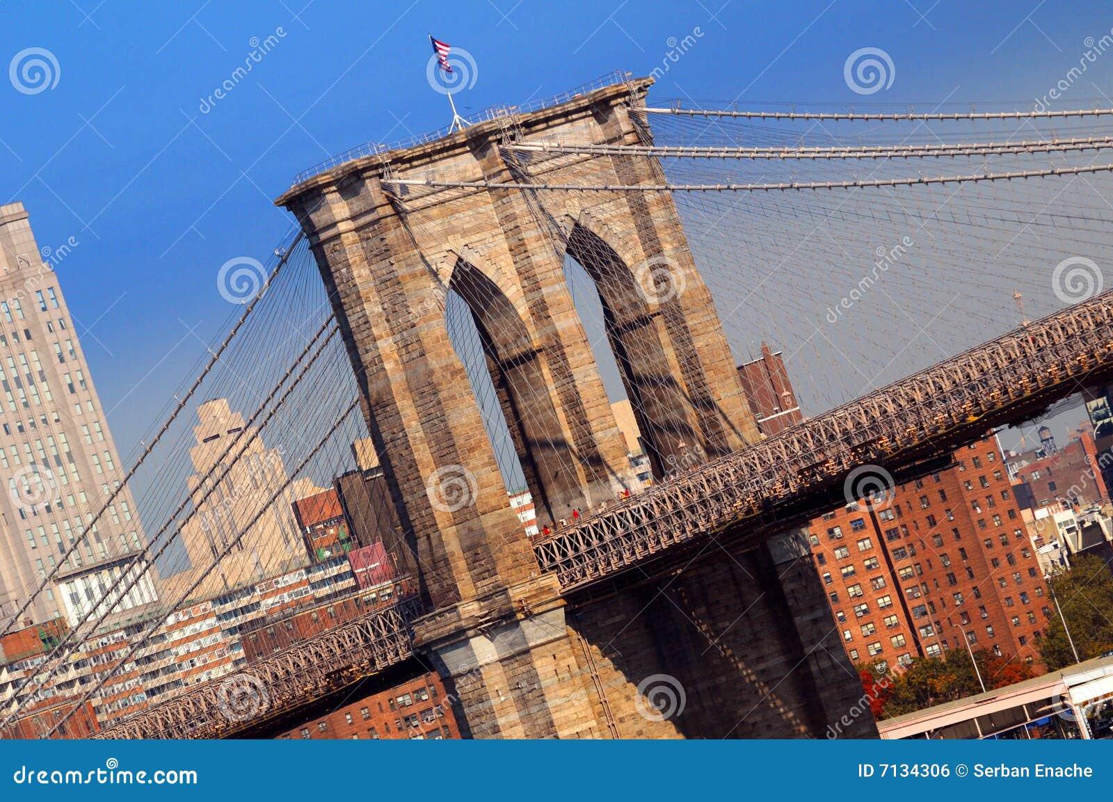 Brooklyn Bridge scenic