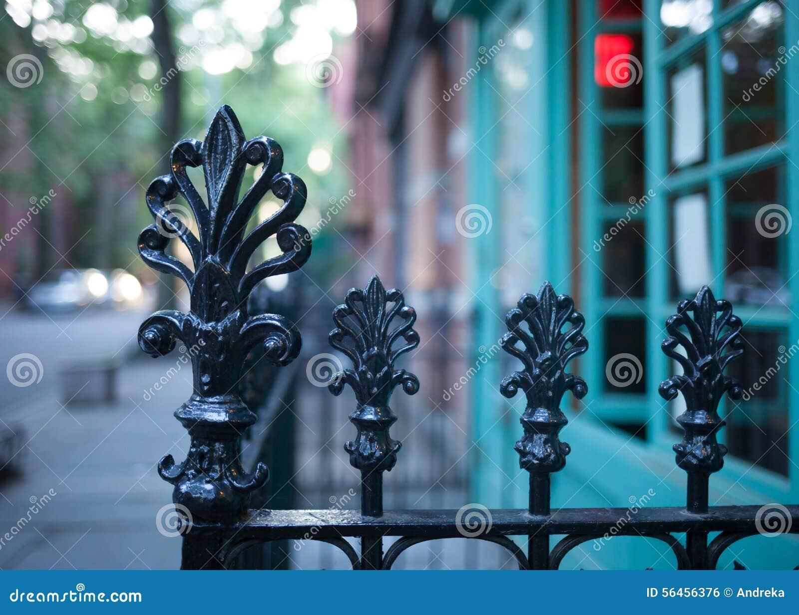 Brooklyn Heights staket