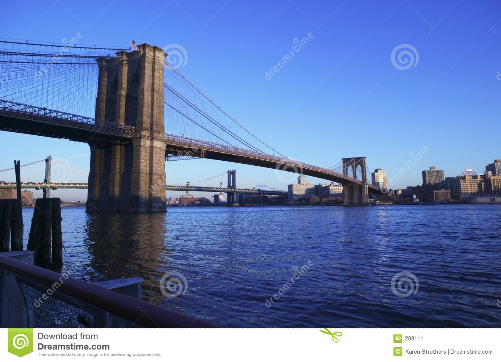 Brooklyn most słońca