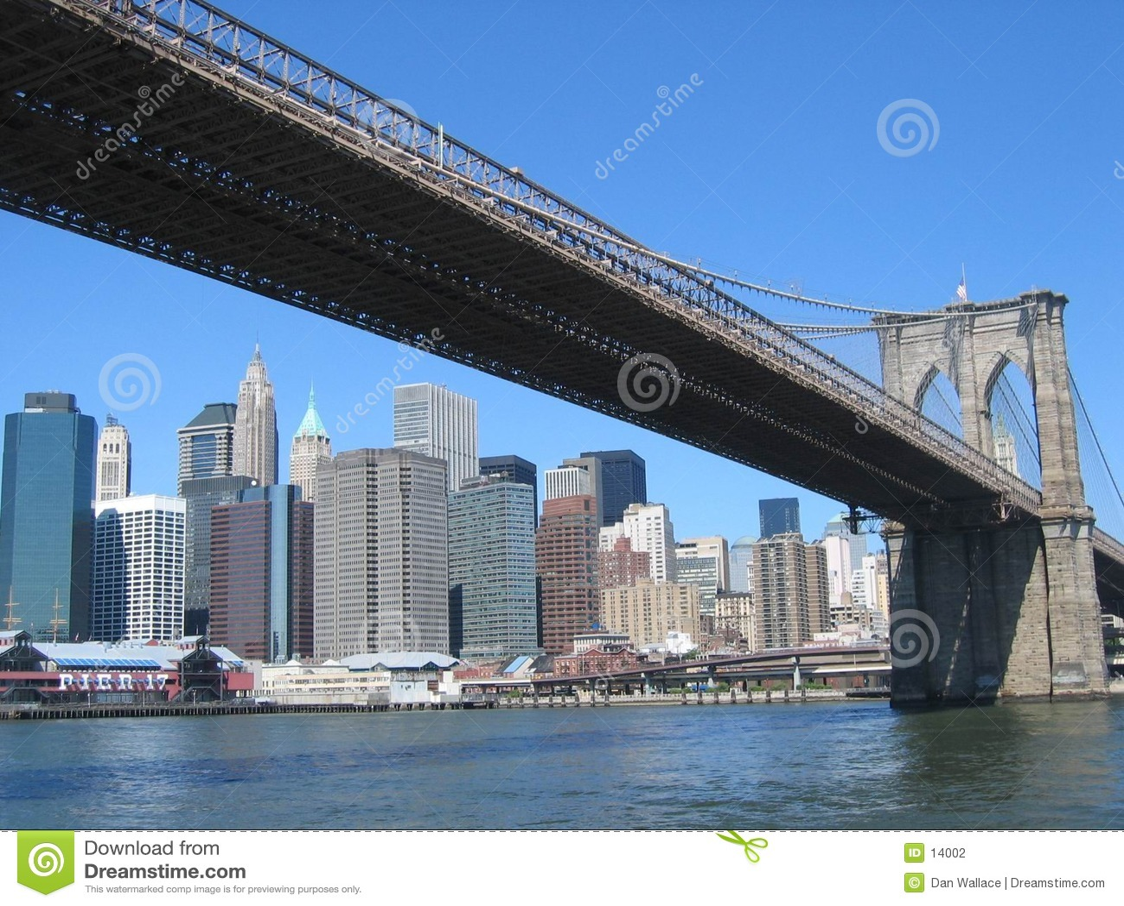 Brooklynbridge纽约