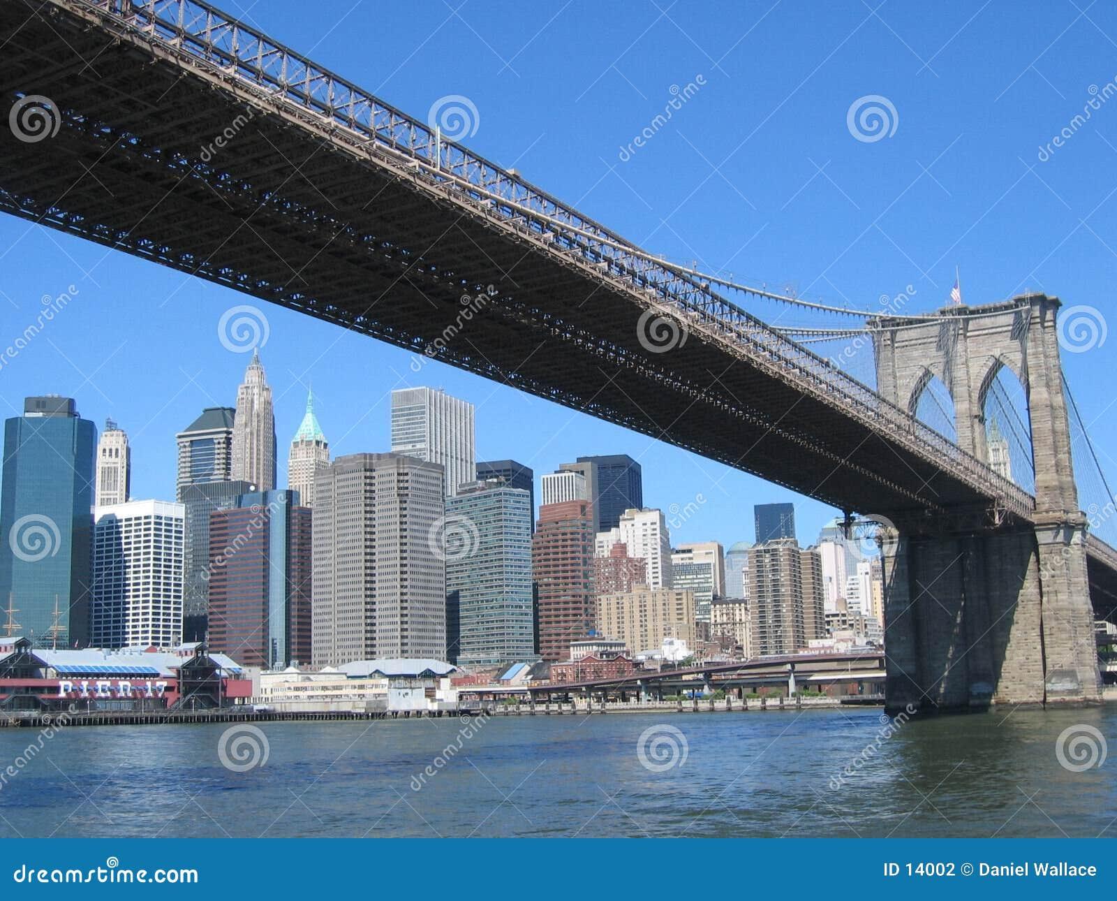 Brooklynbridge nowy Jork