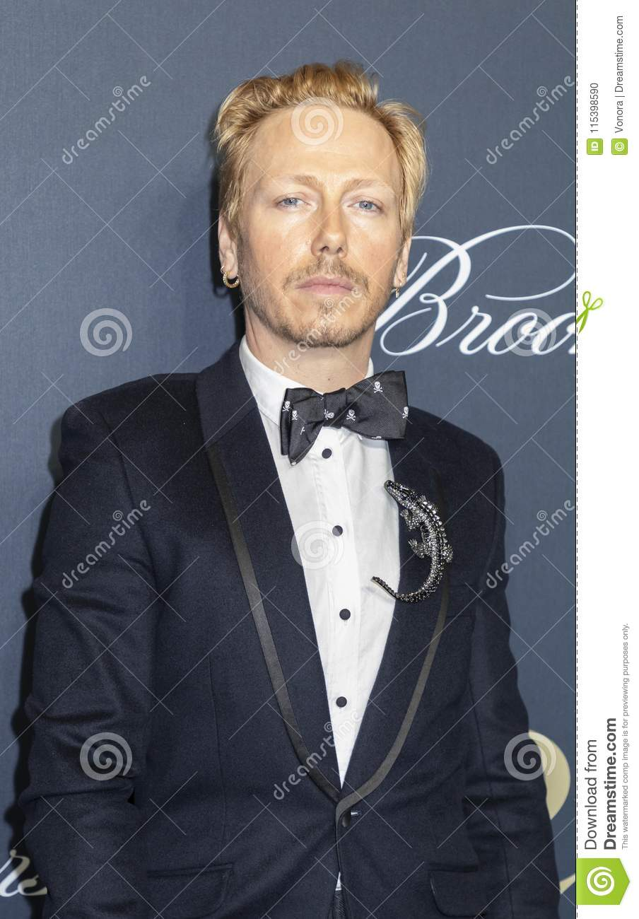 724490bf6690 New York, NY, USA - April 25, 2018: Eric Daman attends the Brooks Brothers  Bicentennial Celebration at Jazz At Lincoln Center, Manhattan