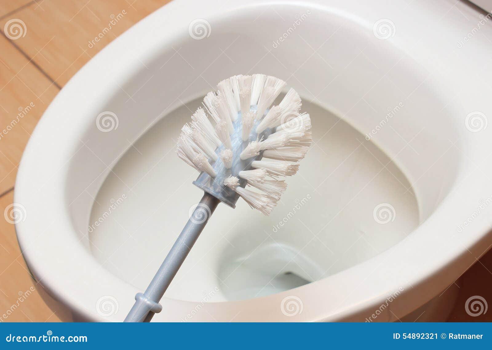 brosse pour le nettoyage et la cuvette des toilettes image stock image du hygi ne toilettes. Black Bedroom Furniture Sets. Home Design Ideas
