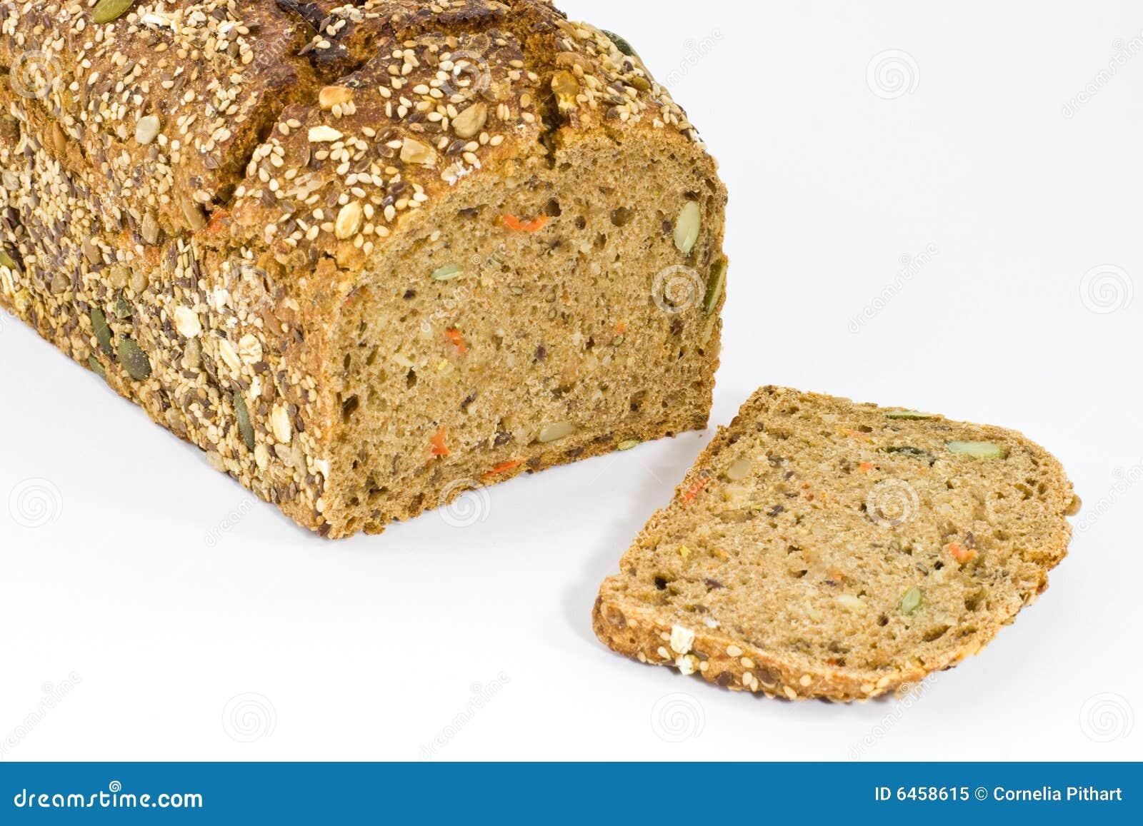 Brot mit 7 Körnern