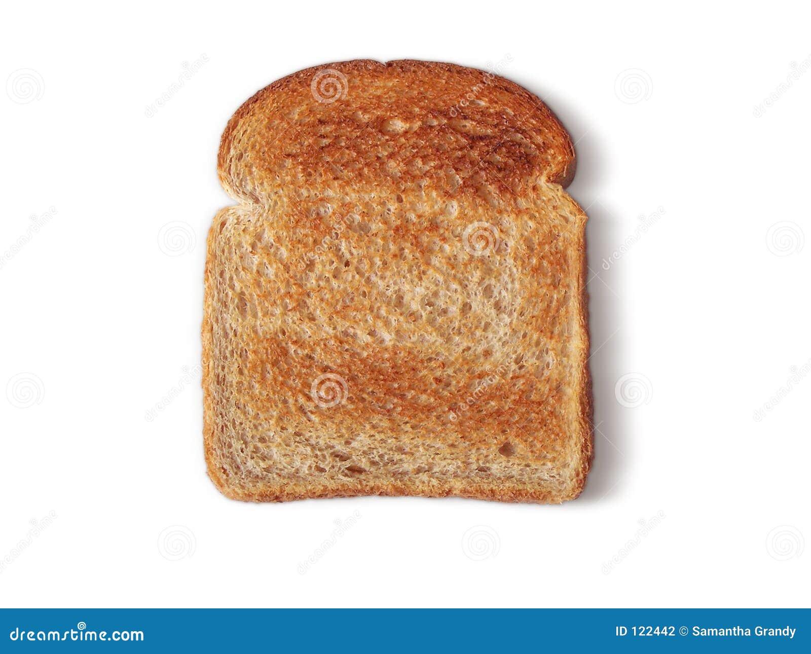 Brot röstete keine Butter