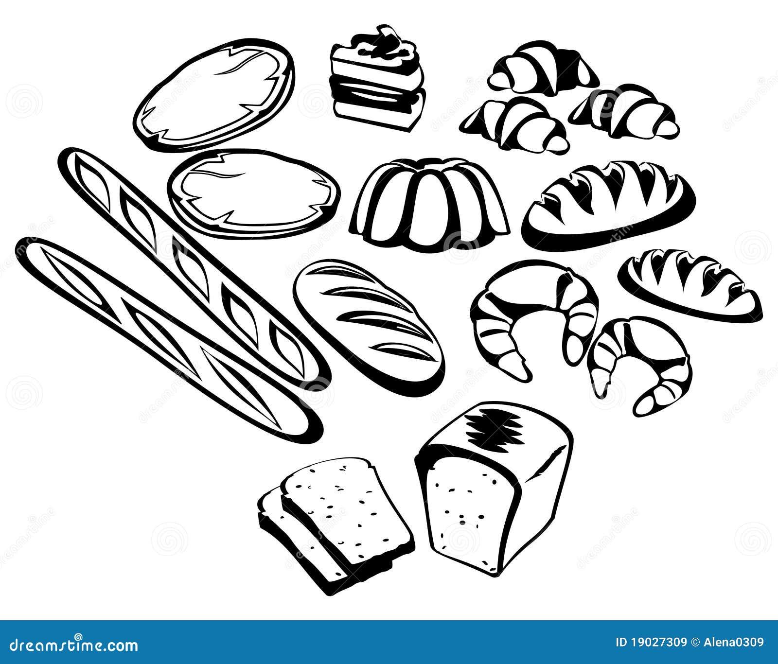 Brot und fantasiebrot stock abbildung illustration von - Download er finestra ...