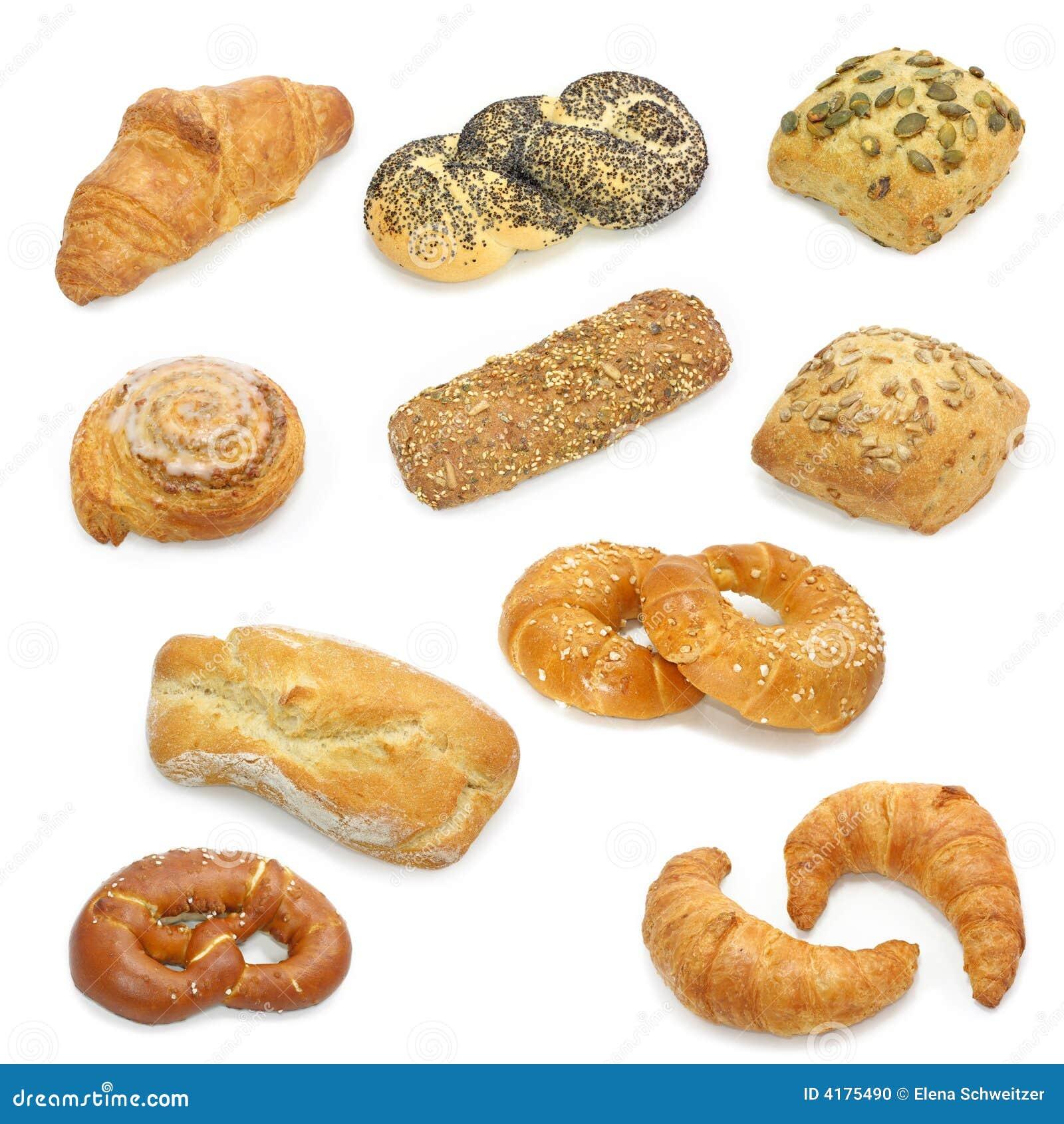Brotansammlung