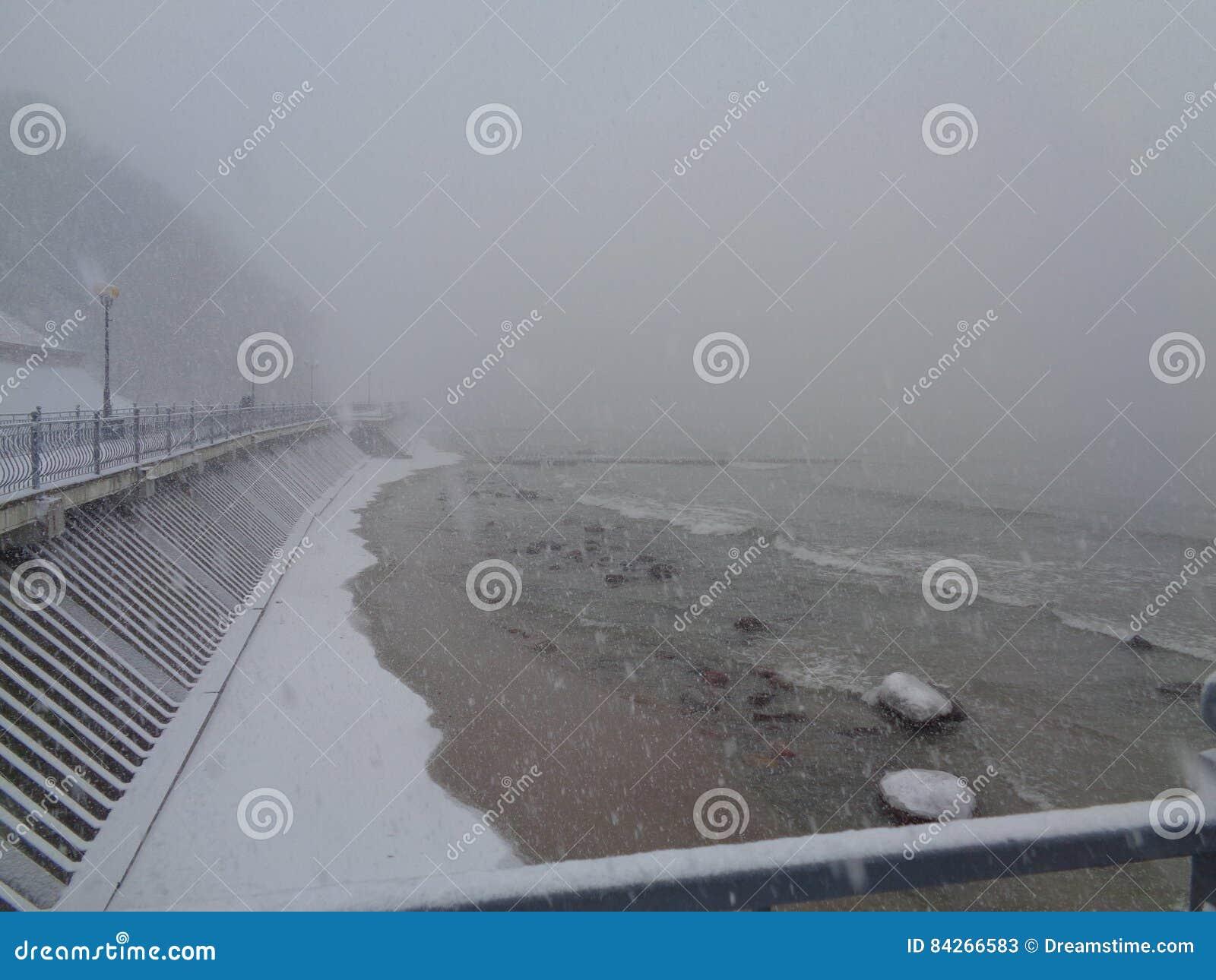 Brouillard baltique