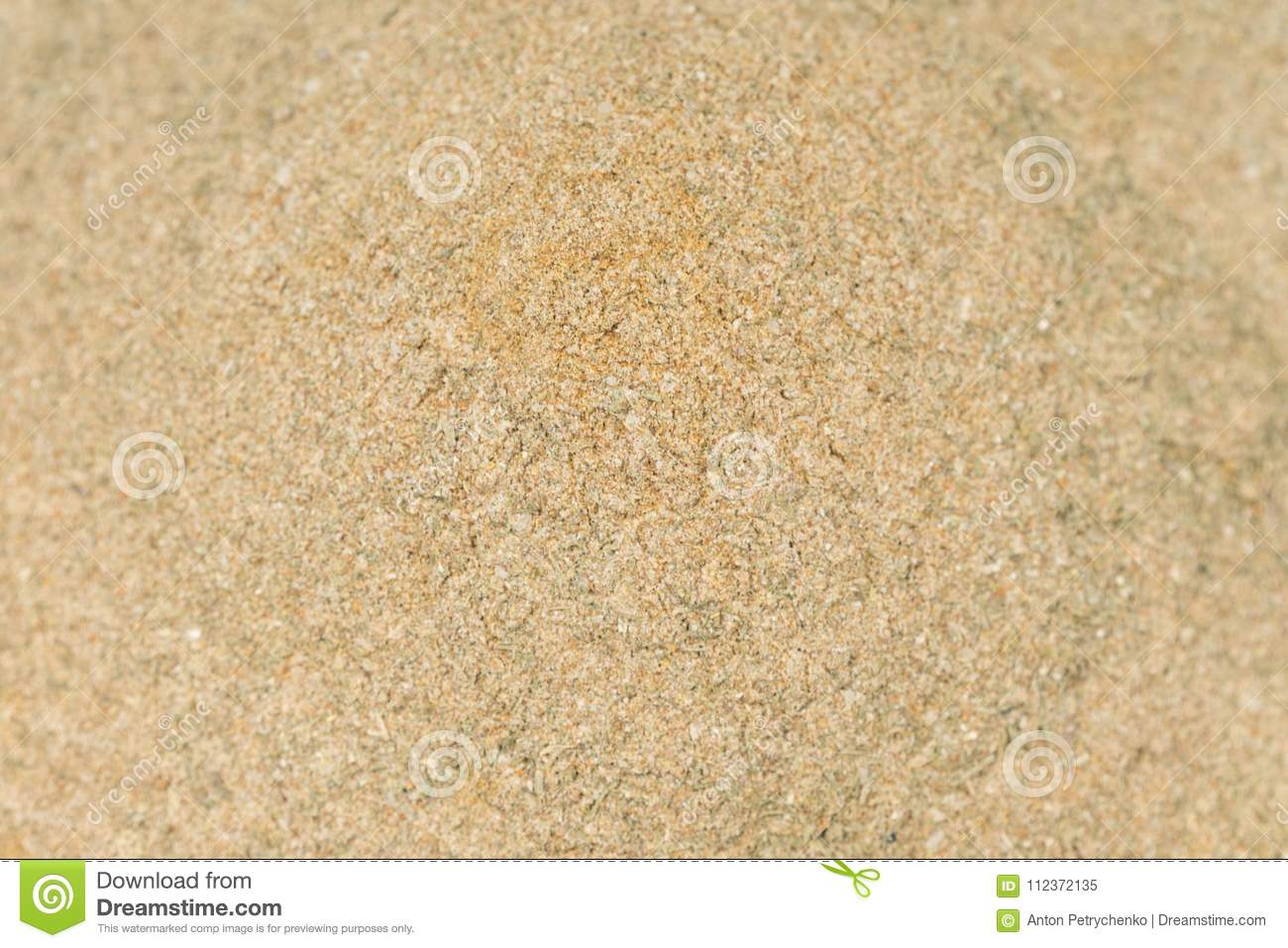 Brown background of ground pepper