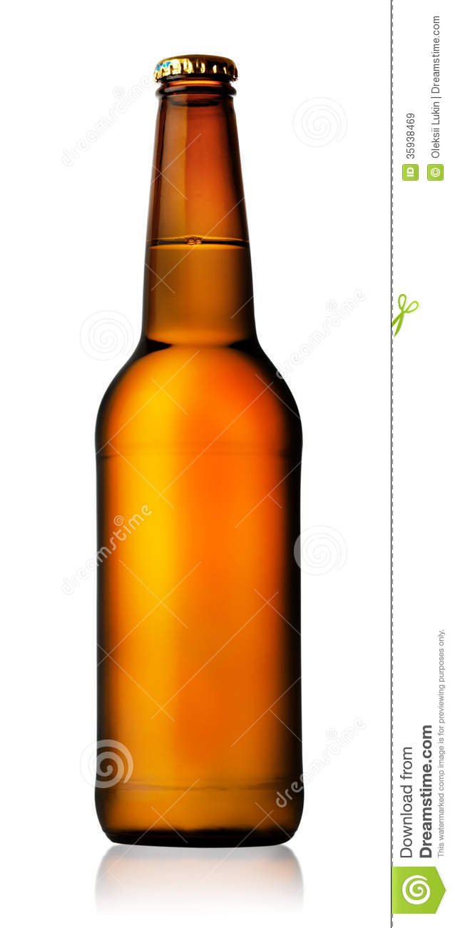 Brown beer bottle royalty free stock images image 35938469