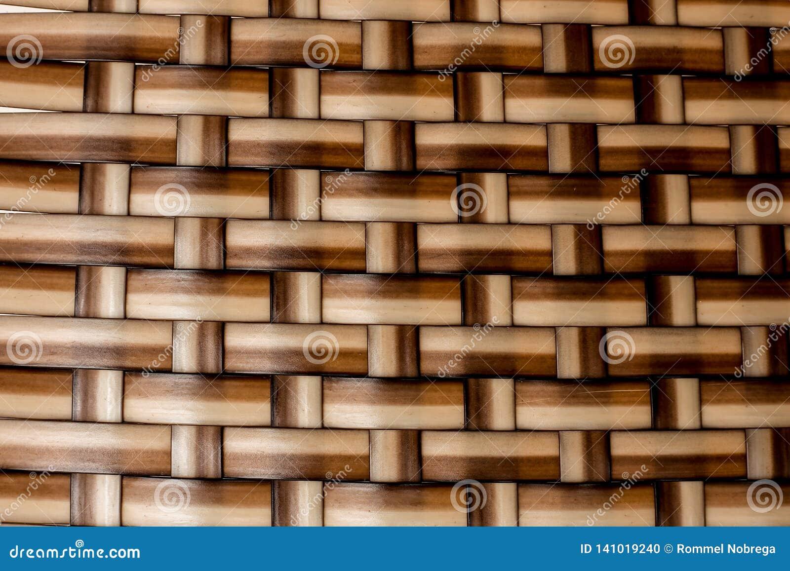 braided straw texture