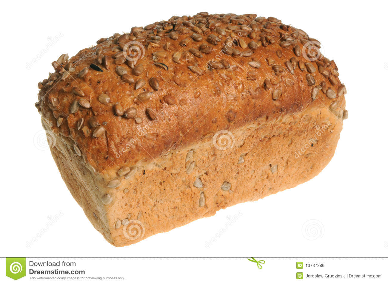 Brown Bread Royalty Free Stock Image - Image: 13737386