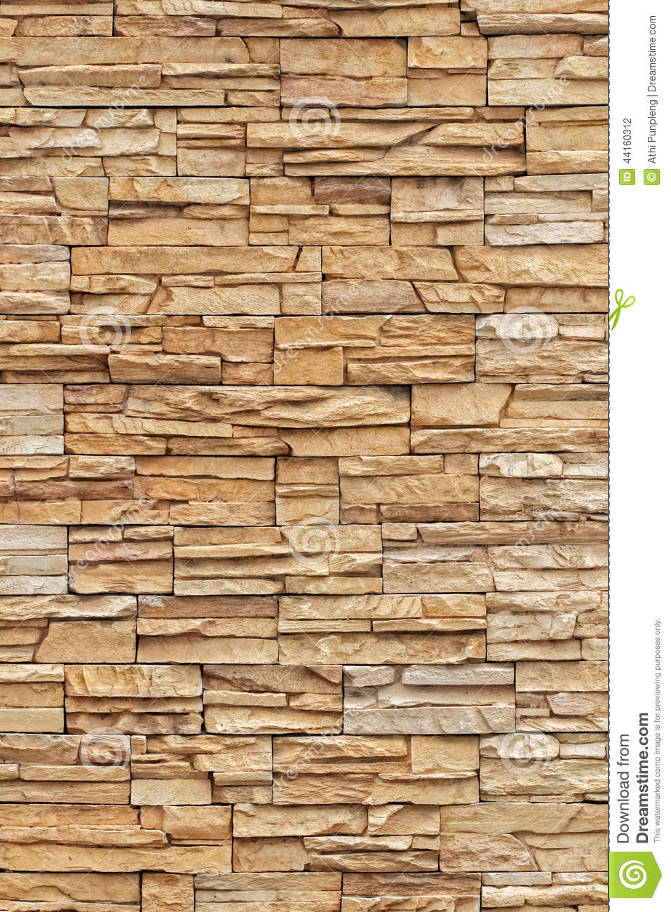Brown Brick Textures And Background Vertical Pattern Stock Photo Image 44160312