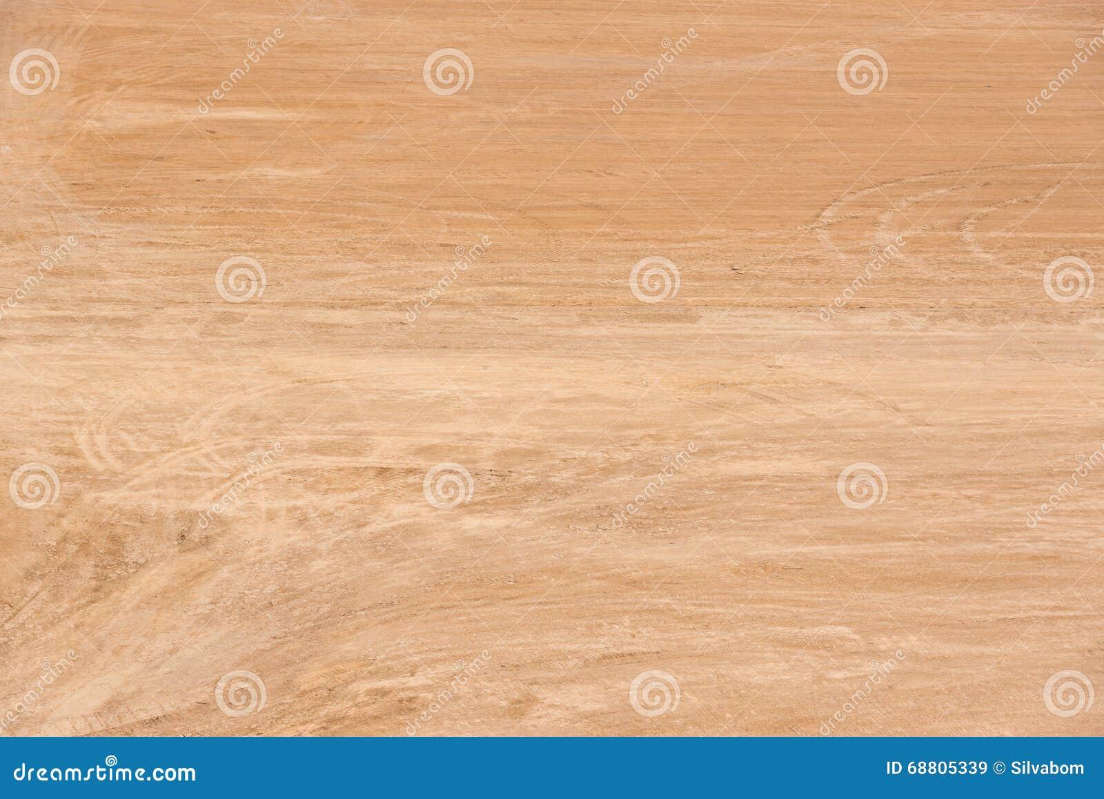Brown brudu Pusty Gruntowy tło Z opona śladami