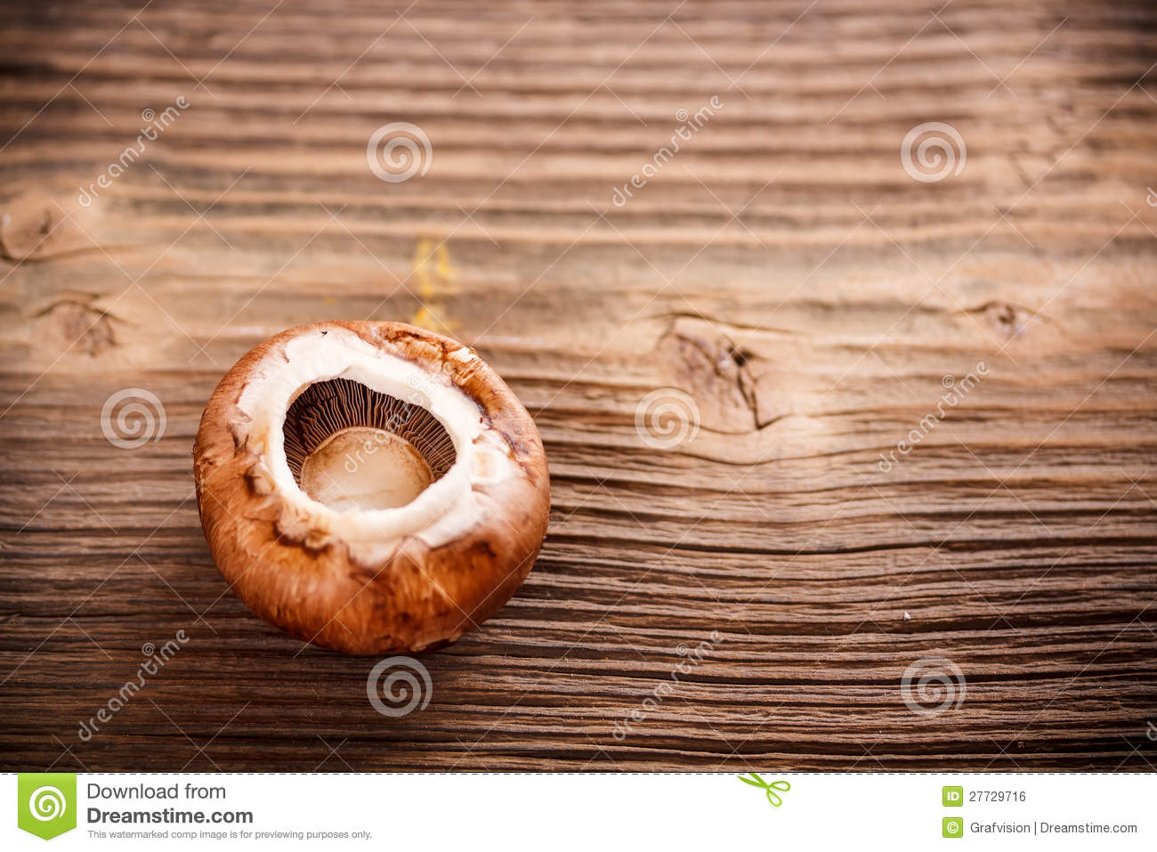 Brown-Champignon