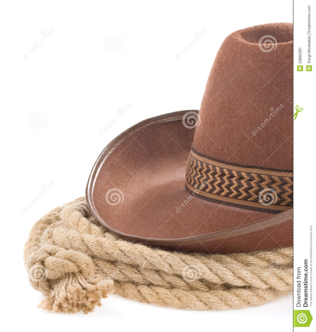 boots rope and hat - photo #17