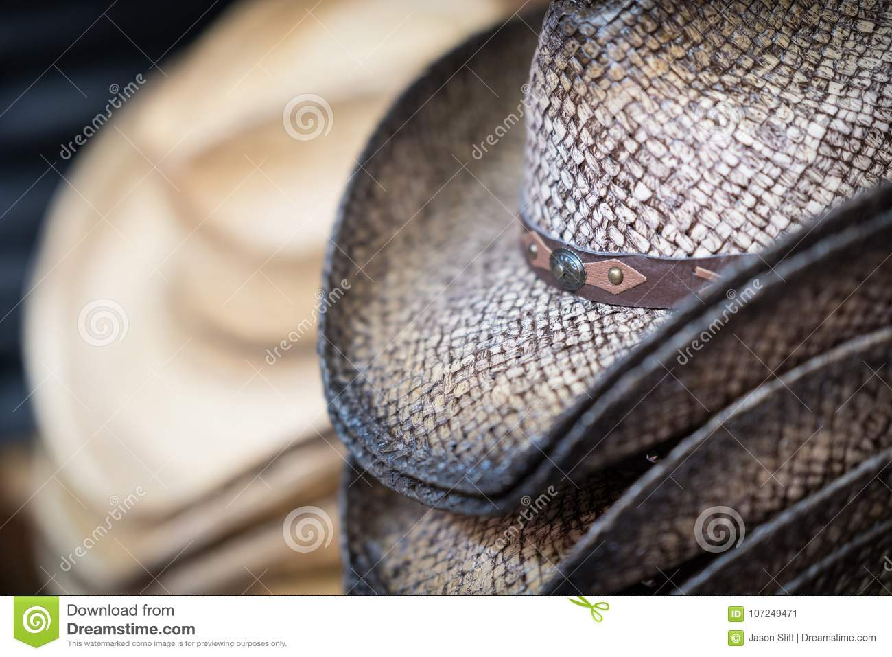8421556400369a Cowboy Hats for Sale stock image. Image of store, pile - 107249471