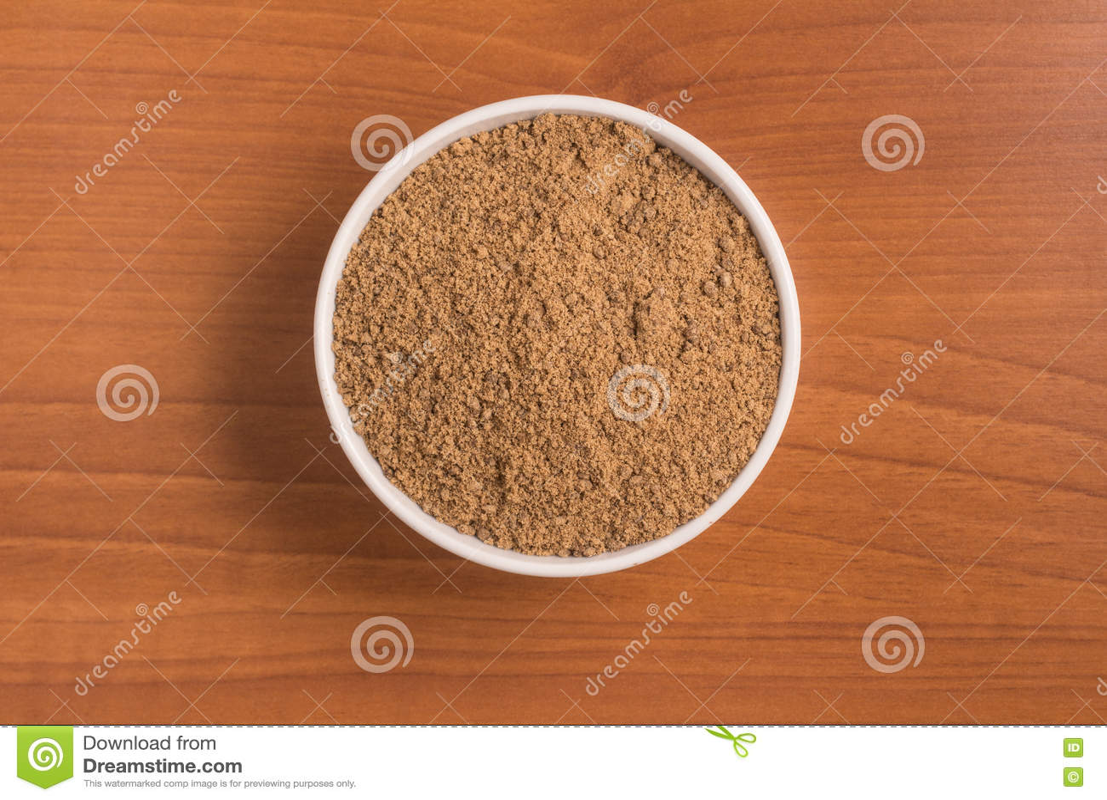 Brown cukier w puchar