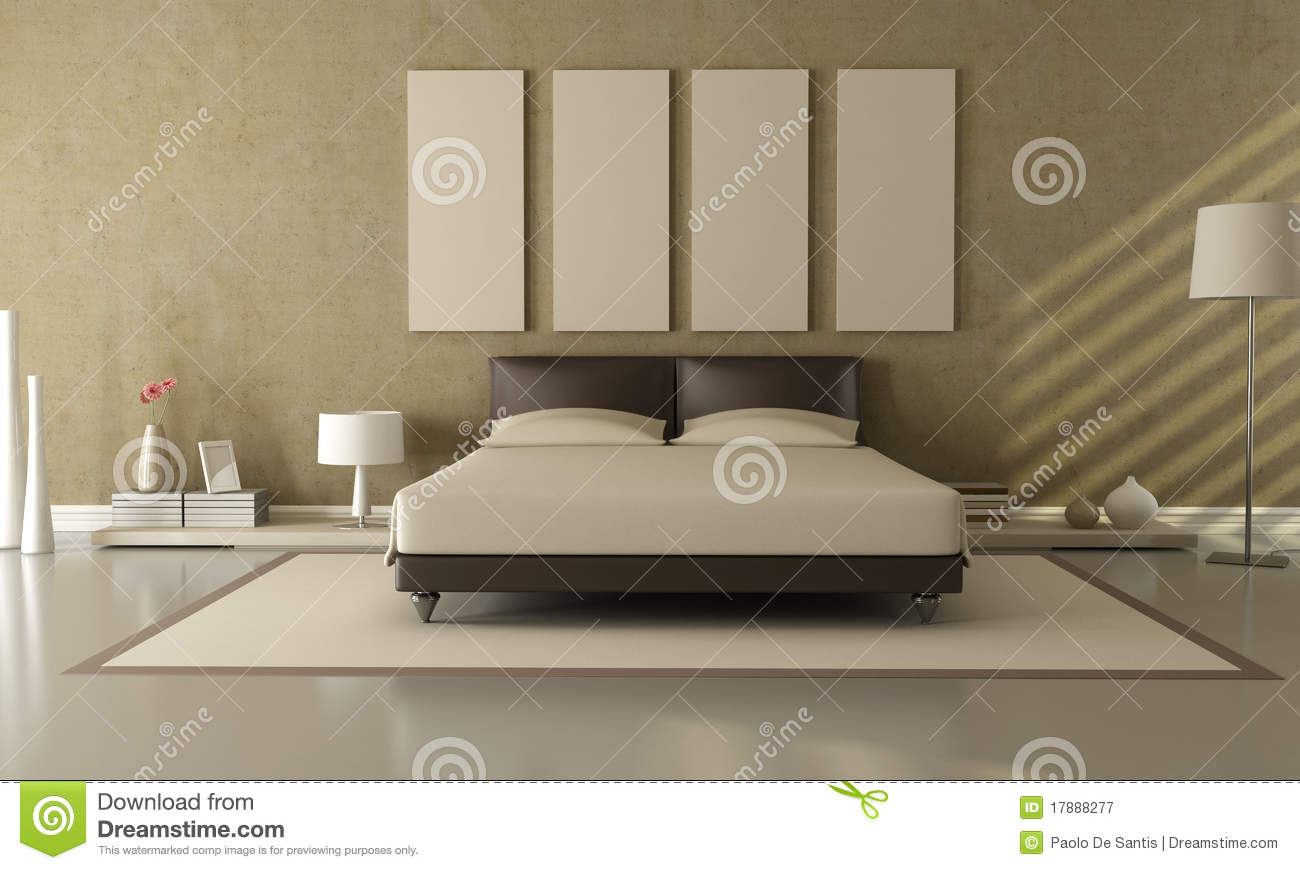 brown et chambre coucher beige. Black Bedroom Furniture Sets. Home Design Ideas