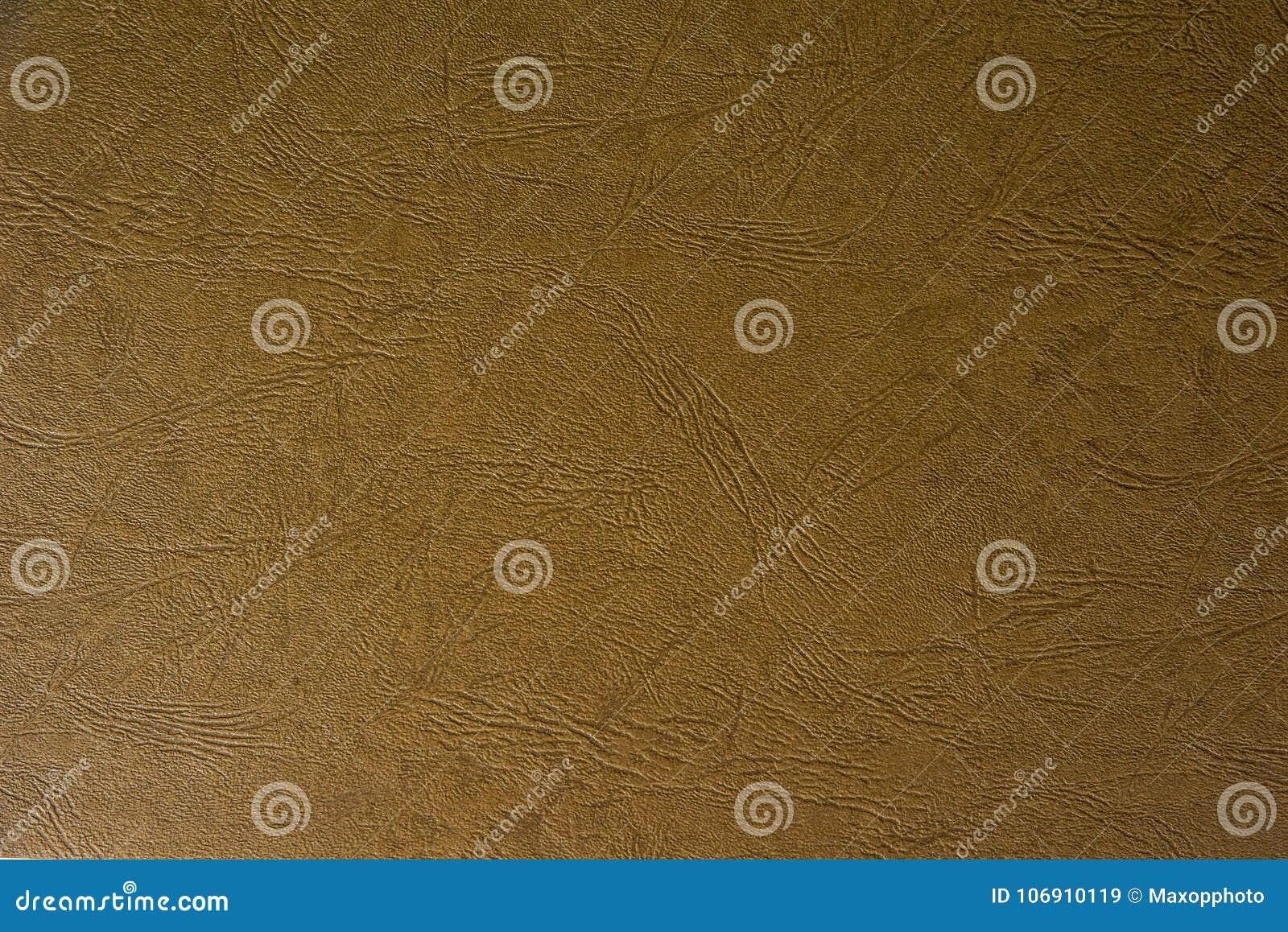 Brown farby skóry tekstura Pożytecznie dla abstrakcjonistycznego tła z kopii przestrzenią