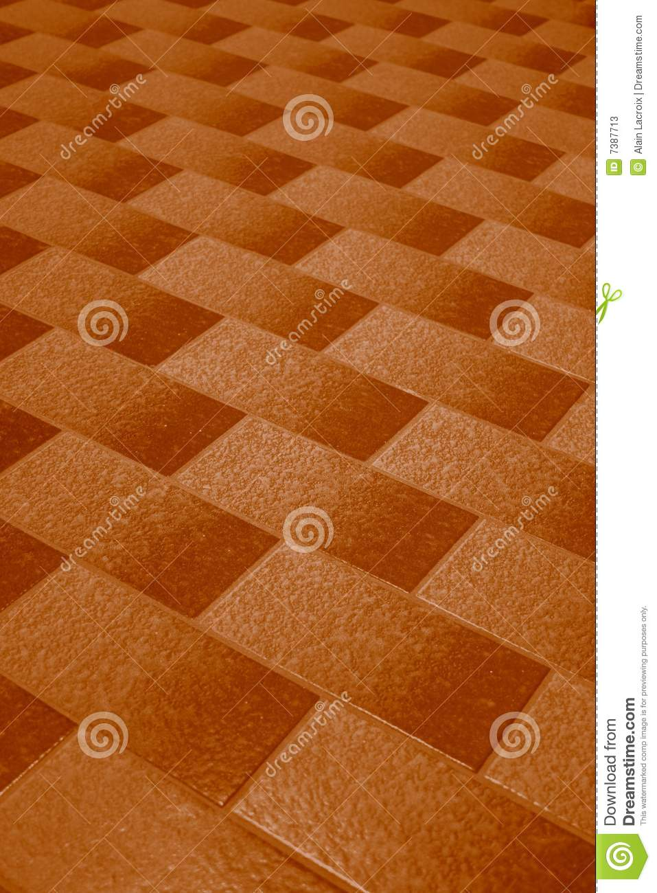 Brown floor tiles stock image image of glowing light 7387713 brown floor tiles dailygadgetfo Gallery