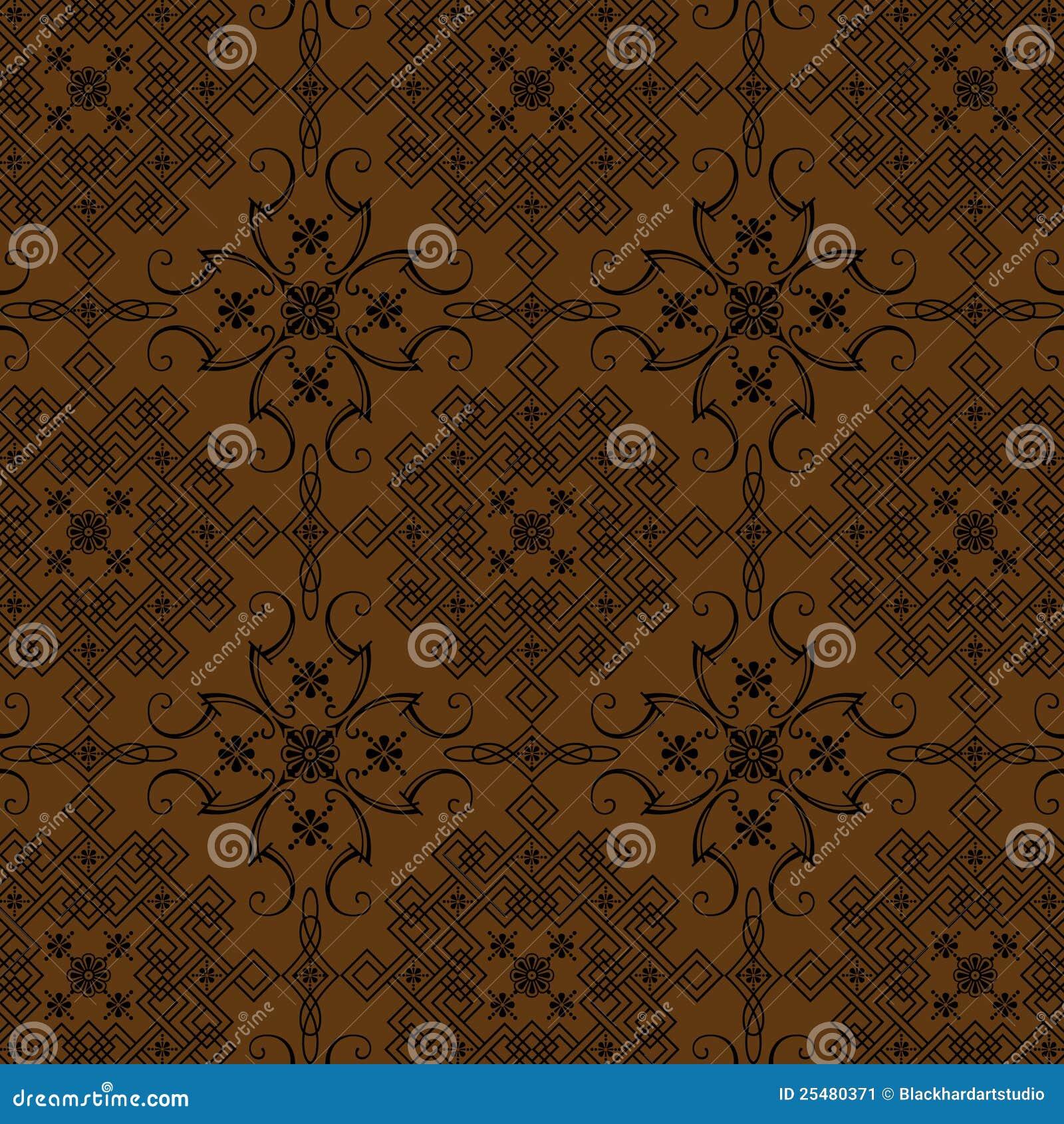 vintage floral brown css html brown flowers vintage style wallpaper stock image image