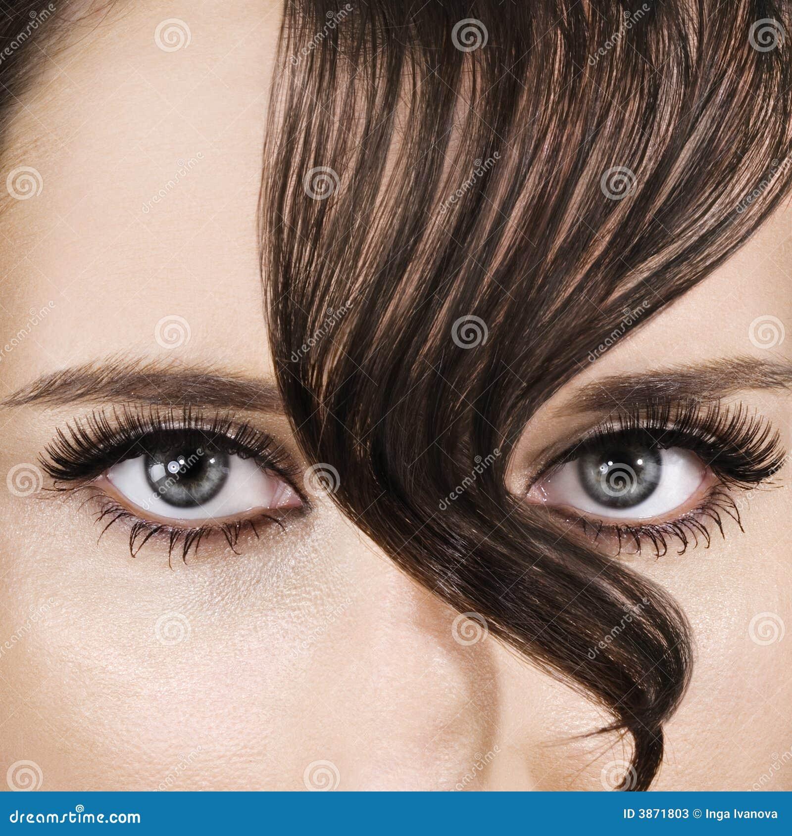 Brown-Haar