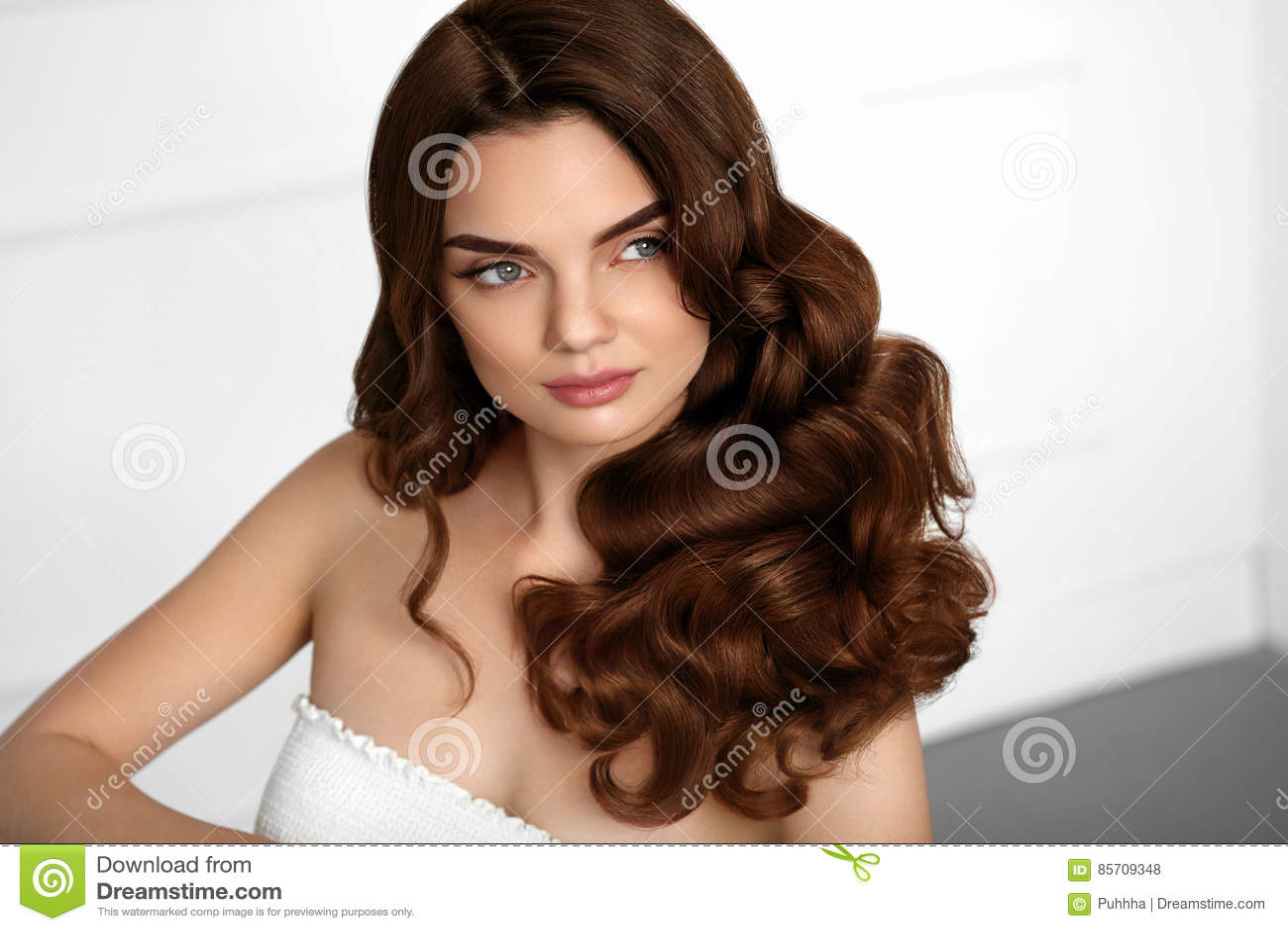Schone haarfarben braun