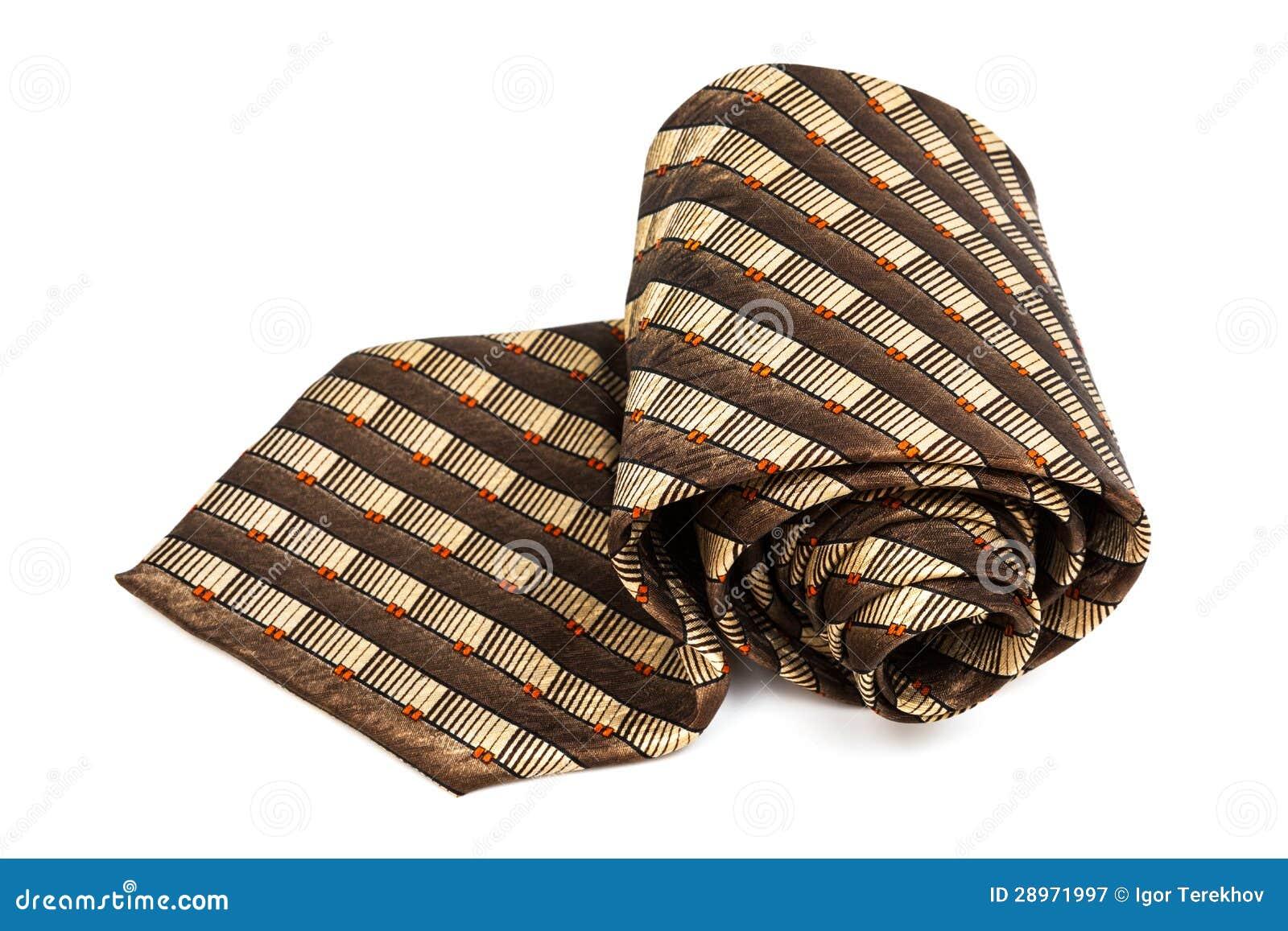 Brown krawat