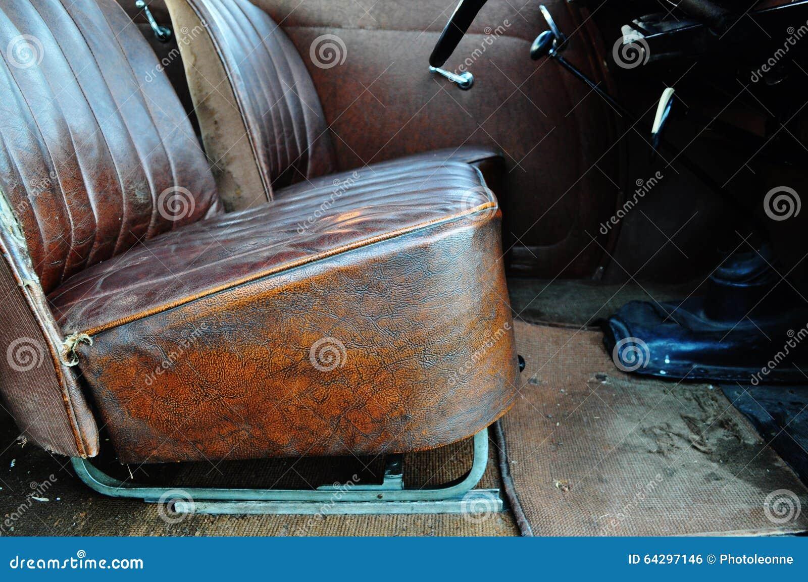 Car interior brown - Brown Car Interior