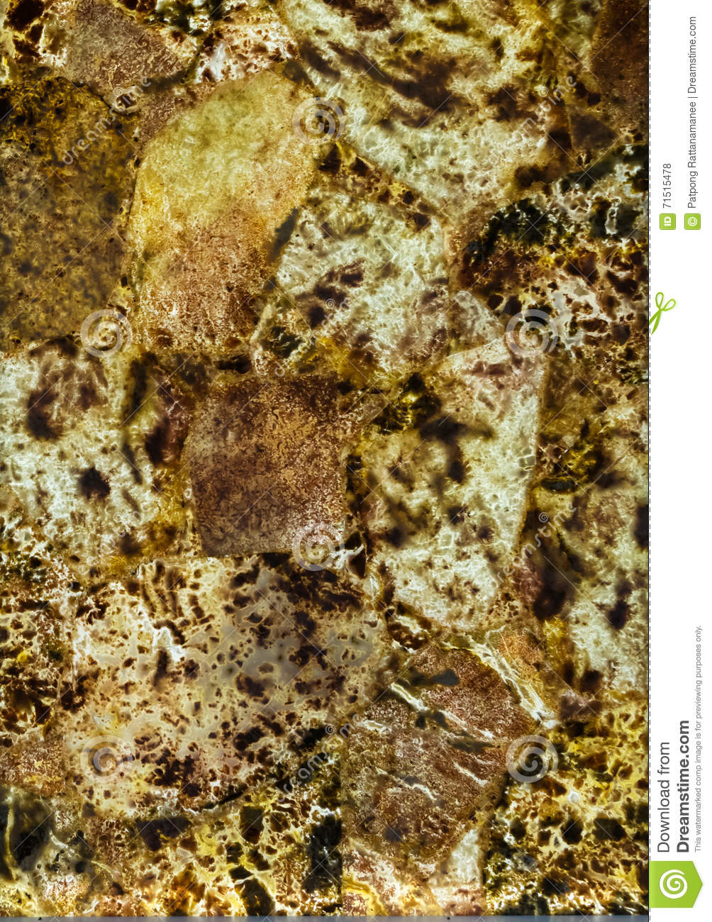 Brown Marble Light Transmission Background Wall Decoration Stock Photo Image Of Interior Natural 71515478