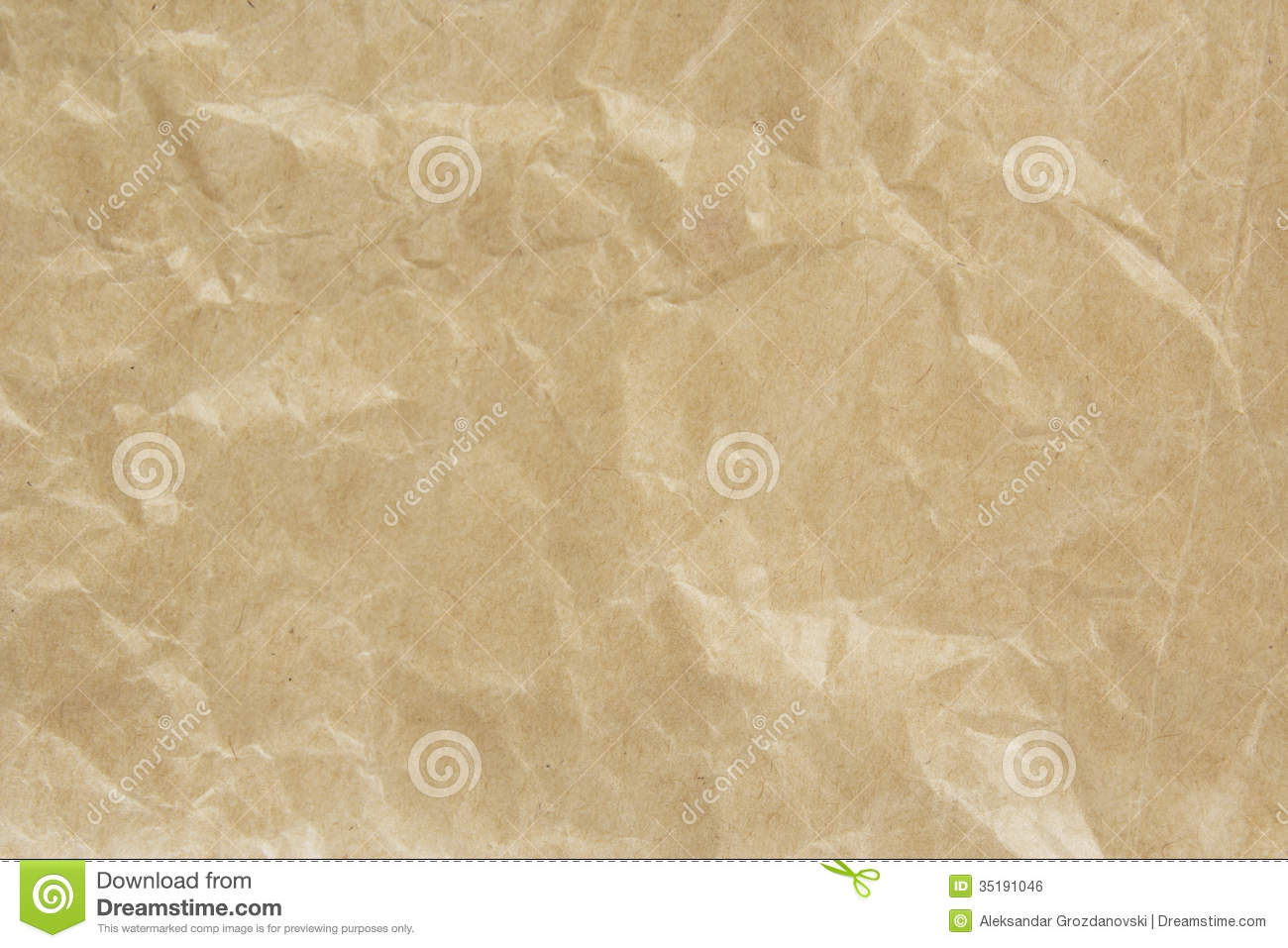 brown paper bag stock photo  image of brown  surface