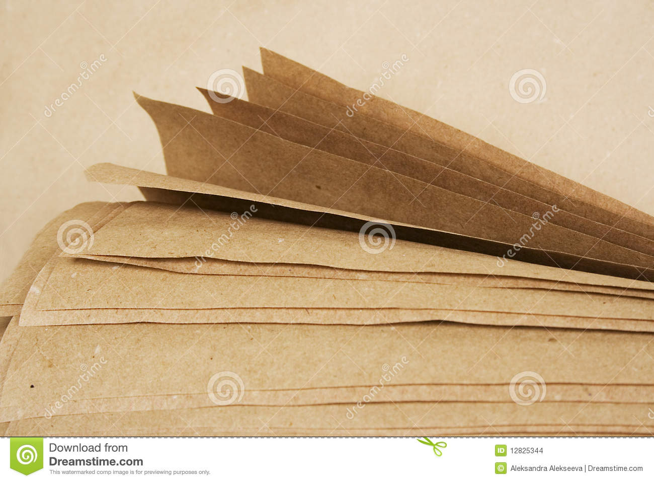 Brown paper kraft roll stock photo image of roll vintage for Brown craft paper rolls