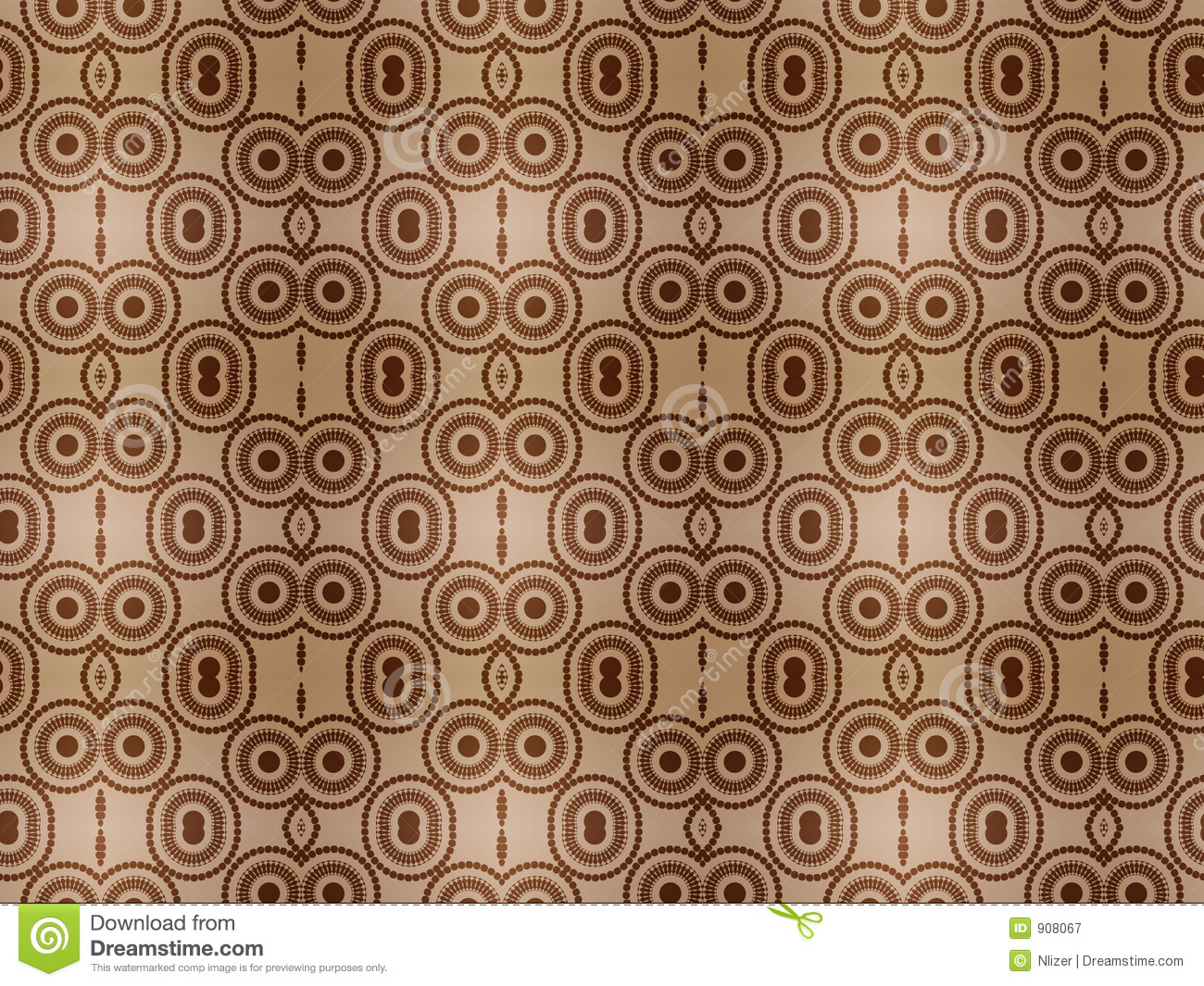 brown pattern wallpaper background royalty free stock photography image 908067. Black Bedroom Furniture Sets. Home Design Ideas