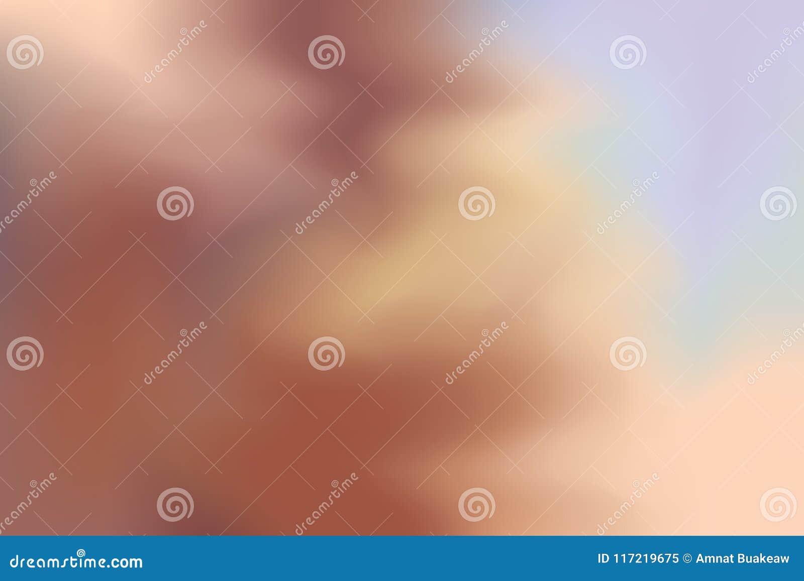 Brown purpurowy miękki kolor mieszał tło obrazu sztuki pastelowego abstrakt, kolorowa sztuki tapeta