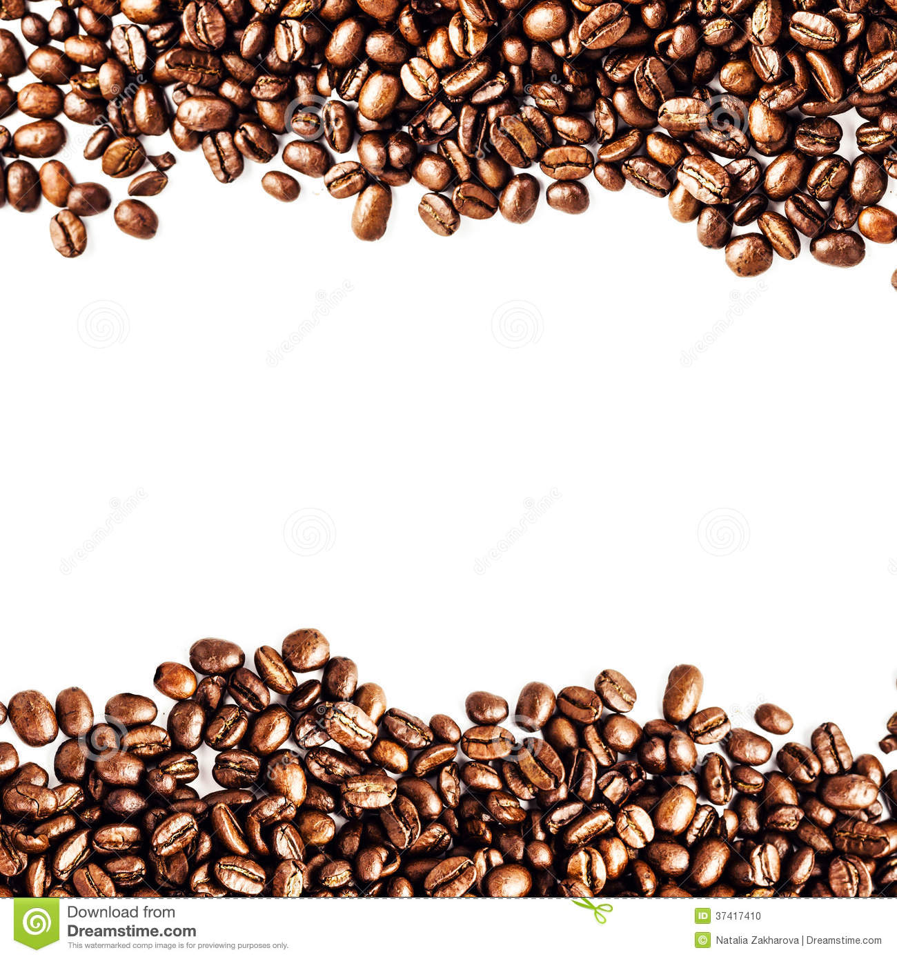 brown roasted coffee beans isolated white background arabic frame 37417410 Coffee Grain Coffee Grains Wallpaper X